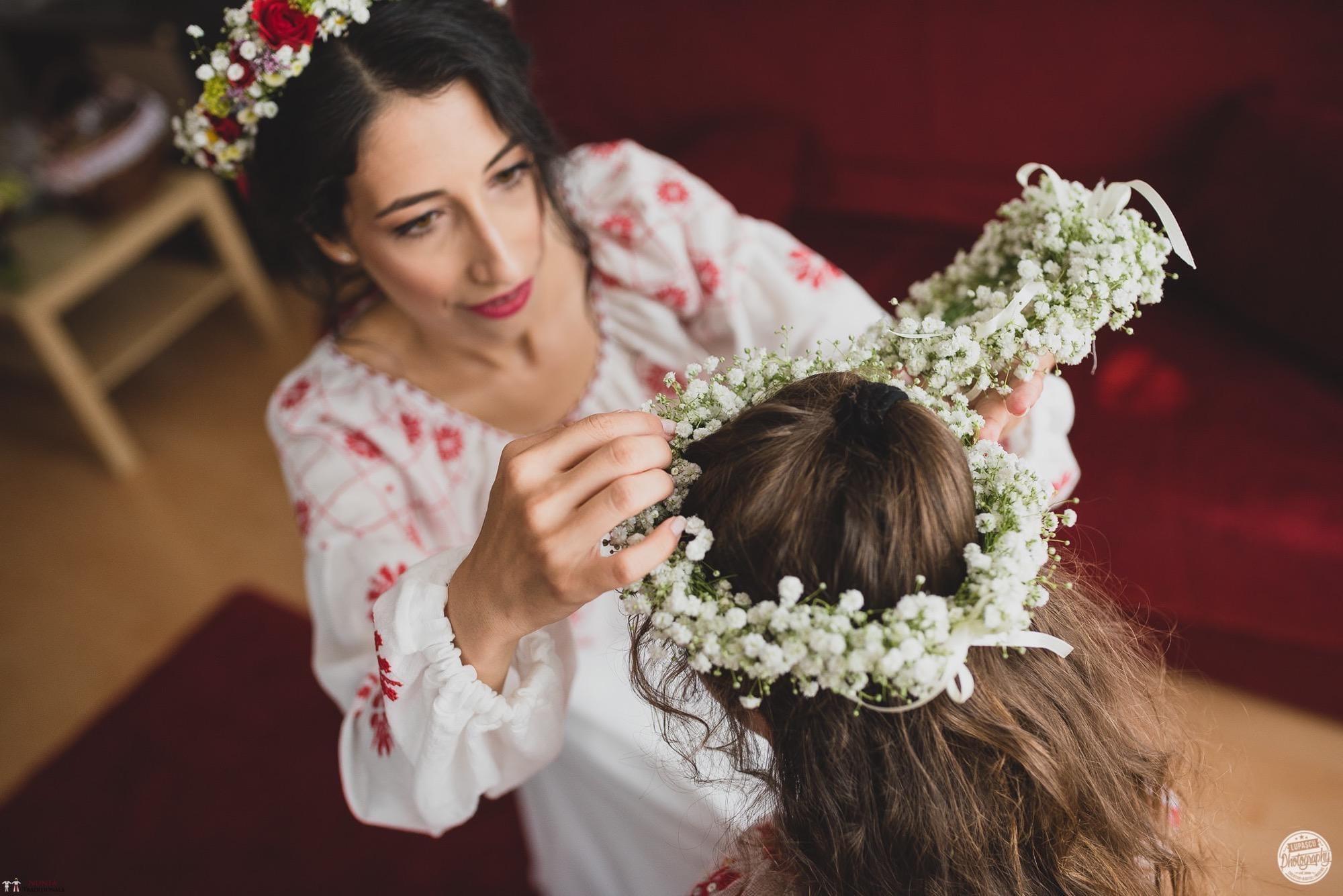 Povești Nunți Tradiționale - Georgiana și Adrian. Nuntă tradițională în București. 14