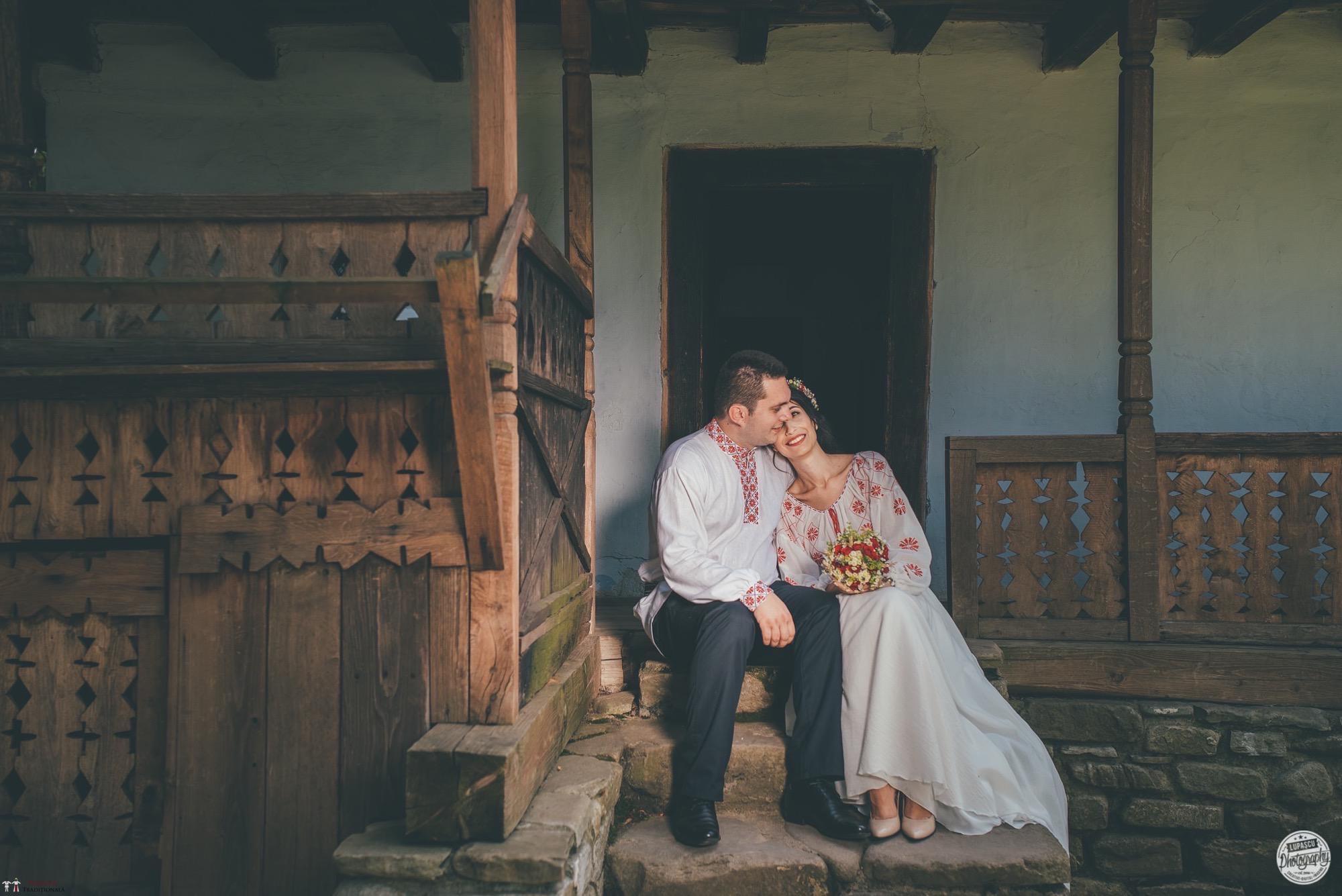 Povești Nunți Tradiționale - Georgiana și Adrian. Nuntă tradițională în București. 30