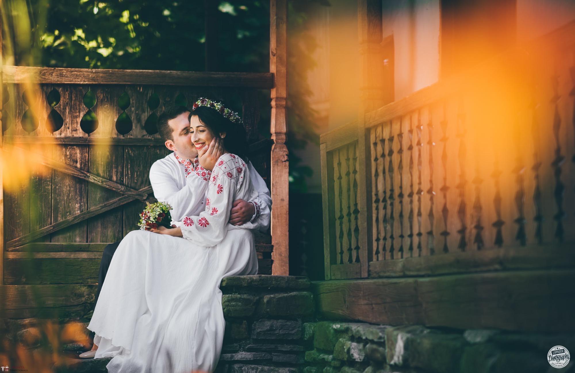 Povești Nunți Tradiționale - Georgiana și Adrian. Nuntă tradițională în București. 31