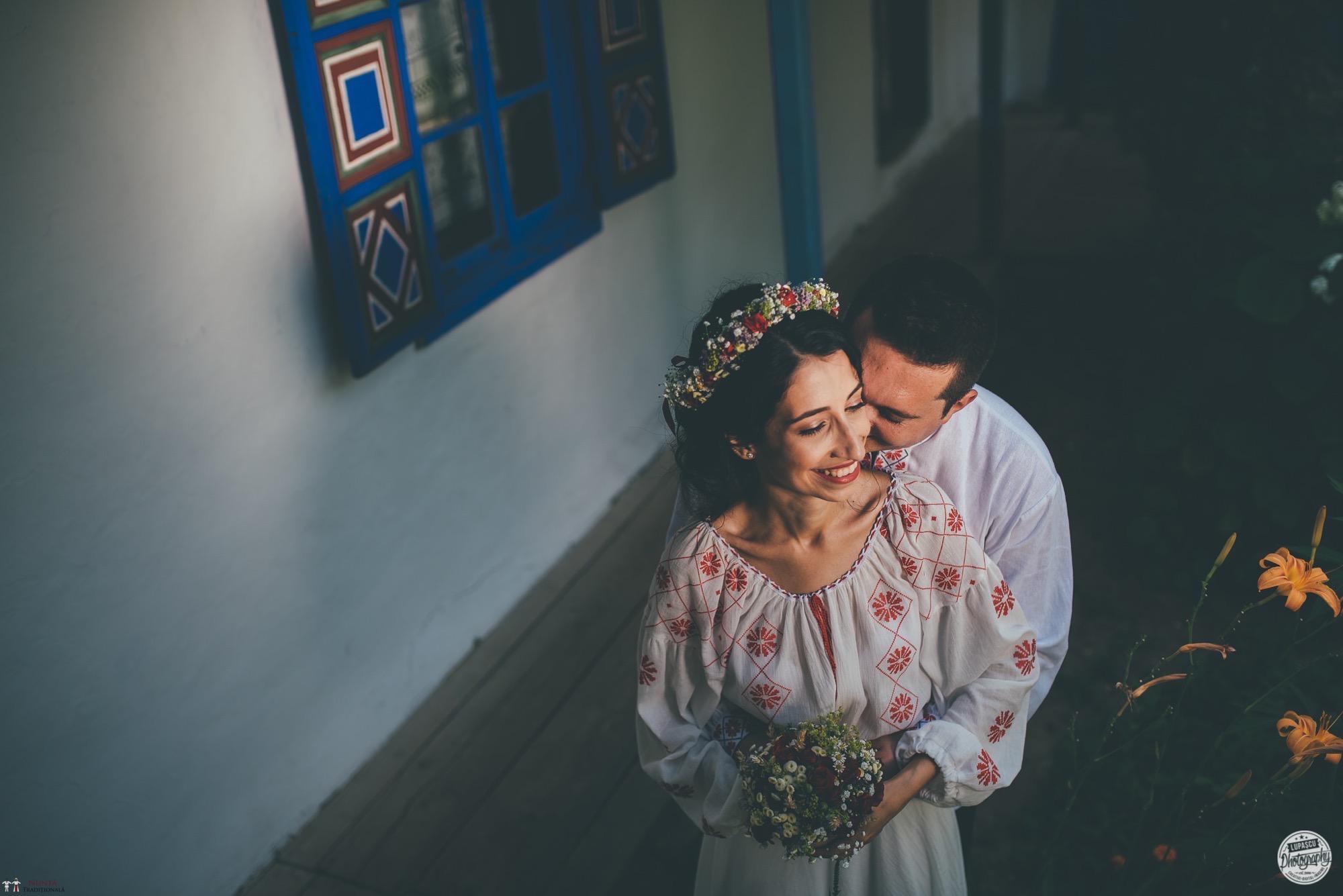 Povești Nunți Tradiționale - Georgiana și Adrian. Nuntă tradițională în București. 33
