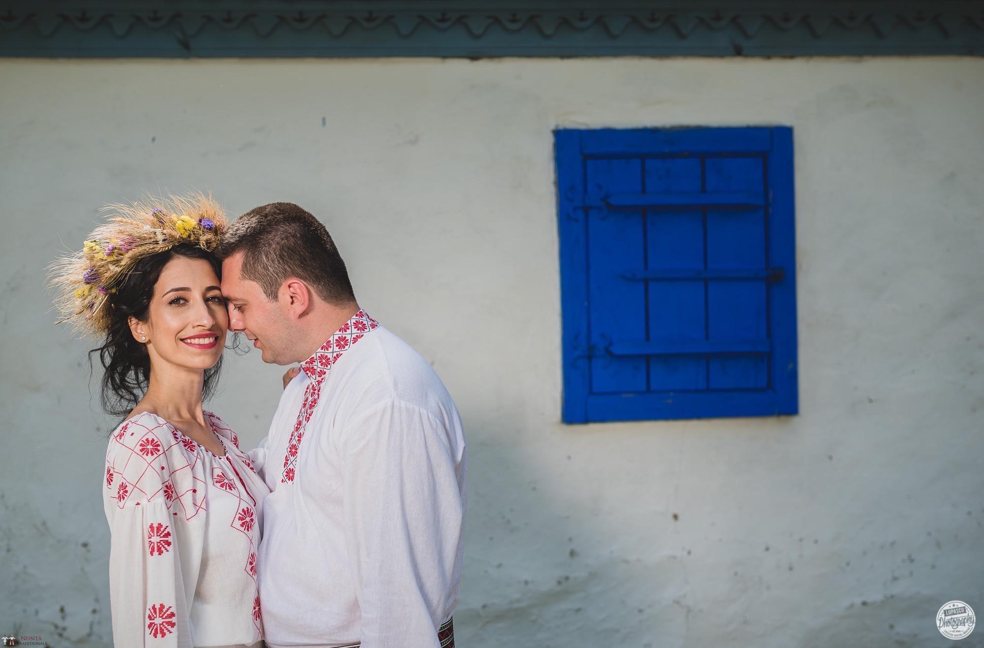 Povești Nunți Tradiționale - Georgiana și Adrian. Nuntă tradițională în București. 34
