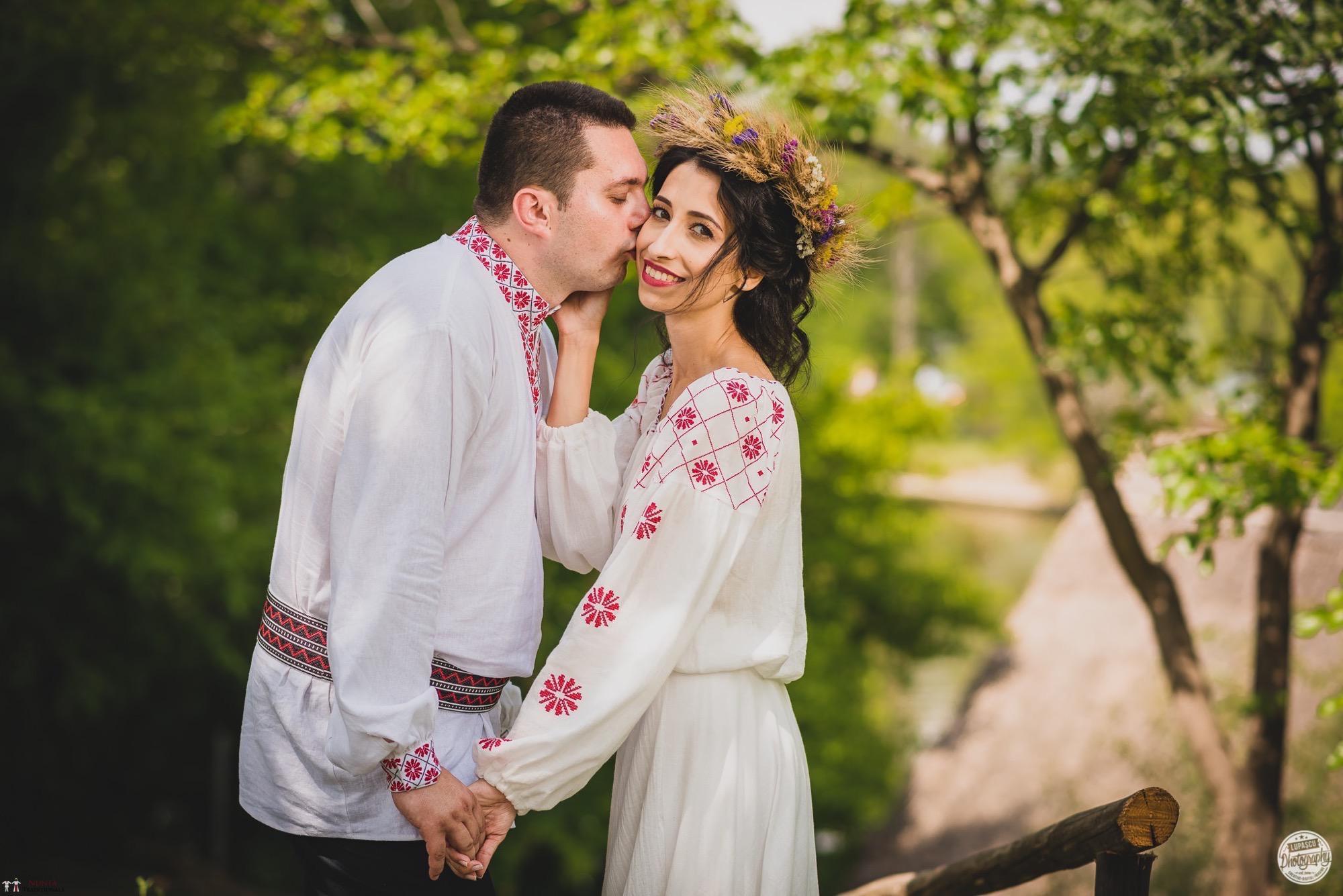 Povești Nunți Tradiționale - Georgiana și Adrian. Nuntă tradițională în București. 36