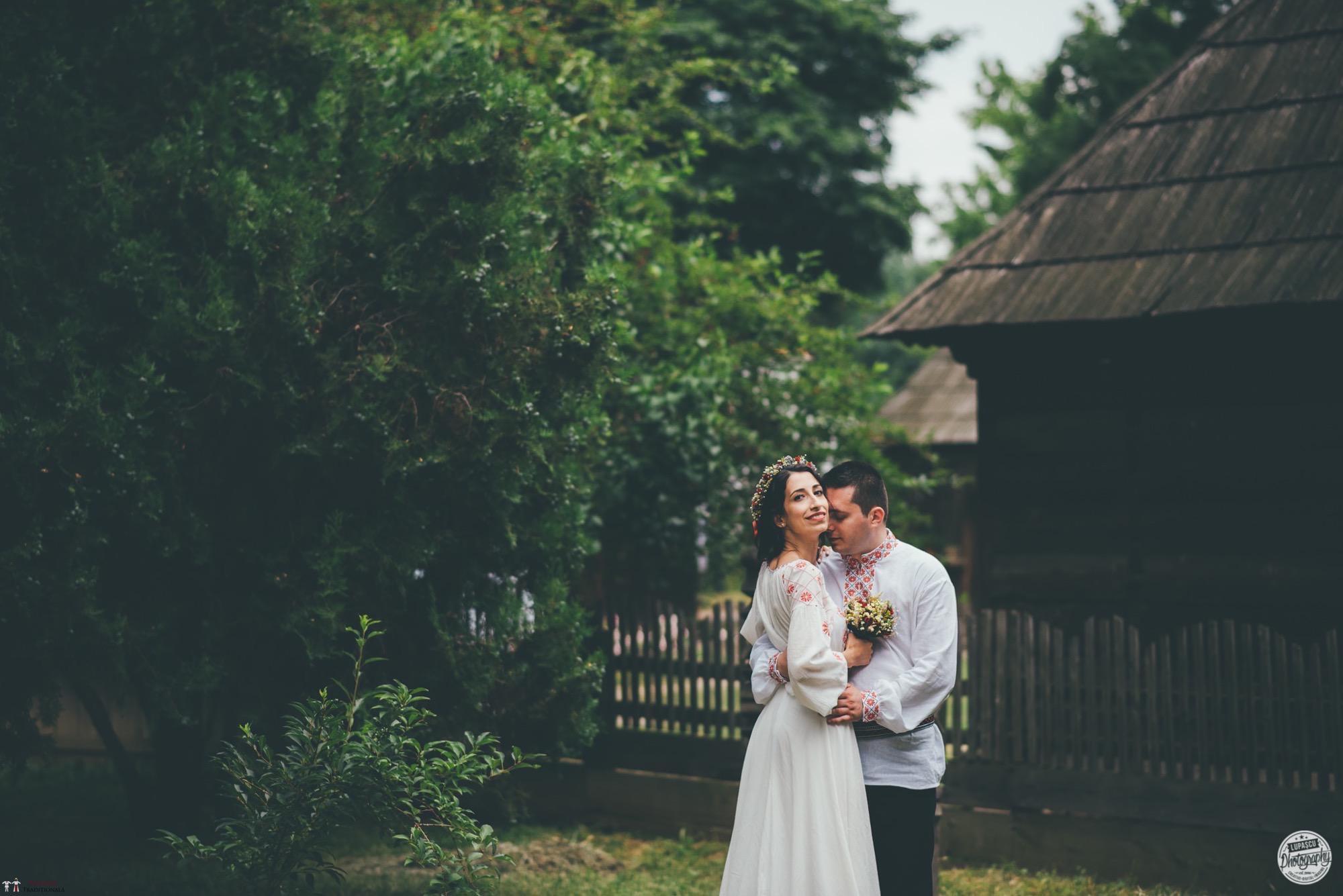 Povești Nunți Tradiționale - Georgiana și Adrian. Nuntă tradițională în București. 39