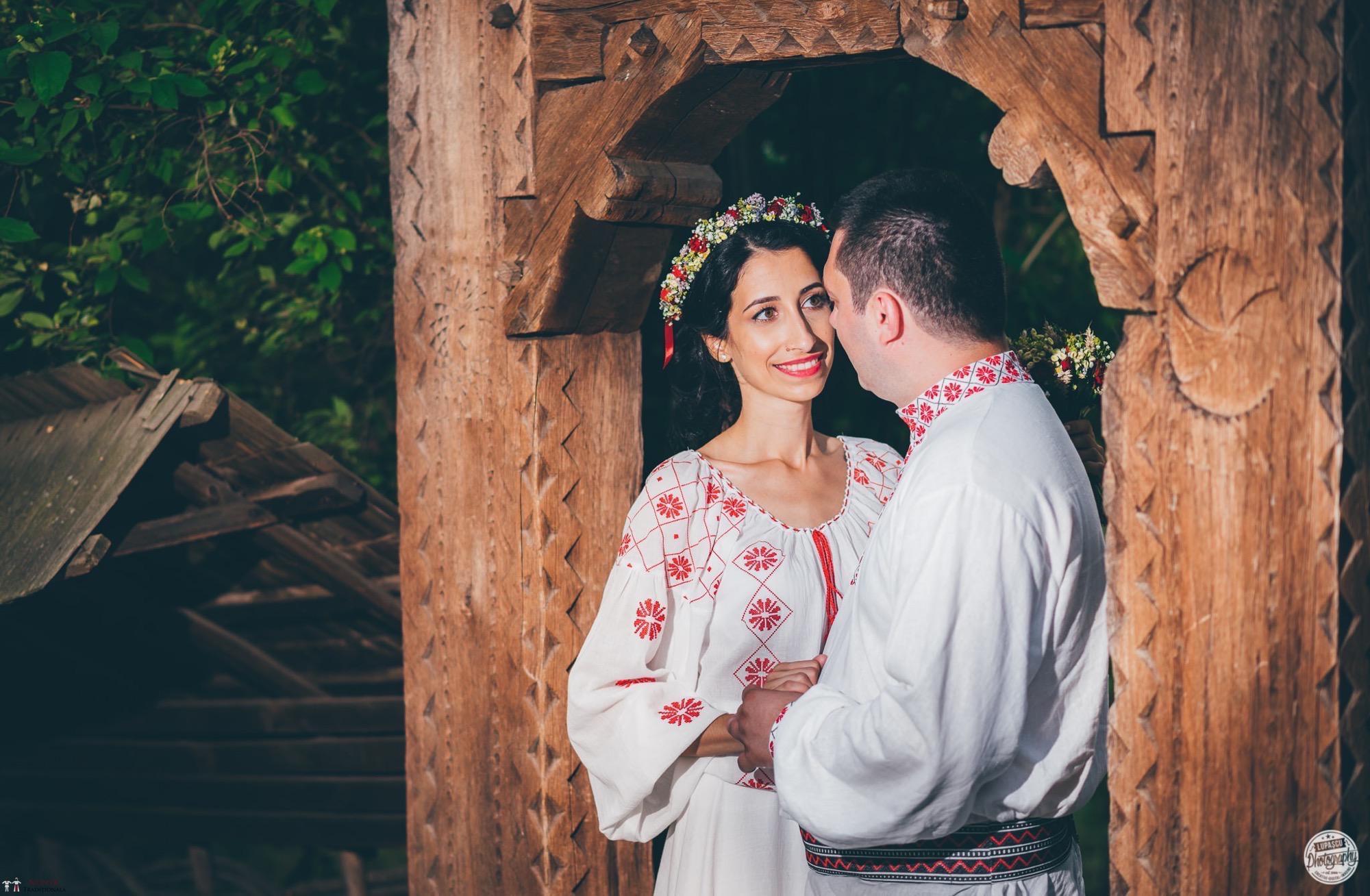 Povești Nunți Tradiționale - Georgiana și Adrian. Nuntă tradițională în București. 40
