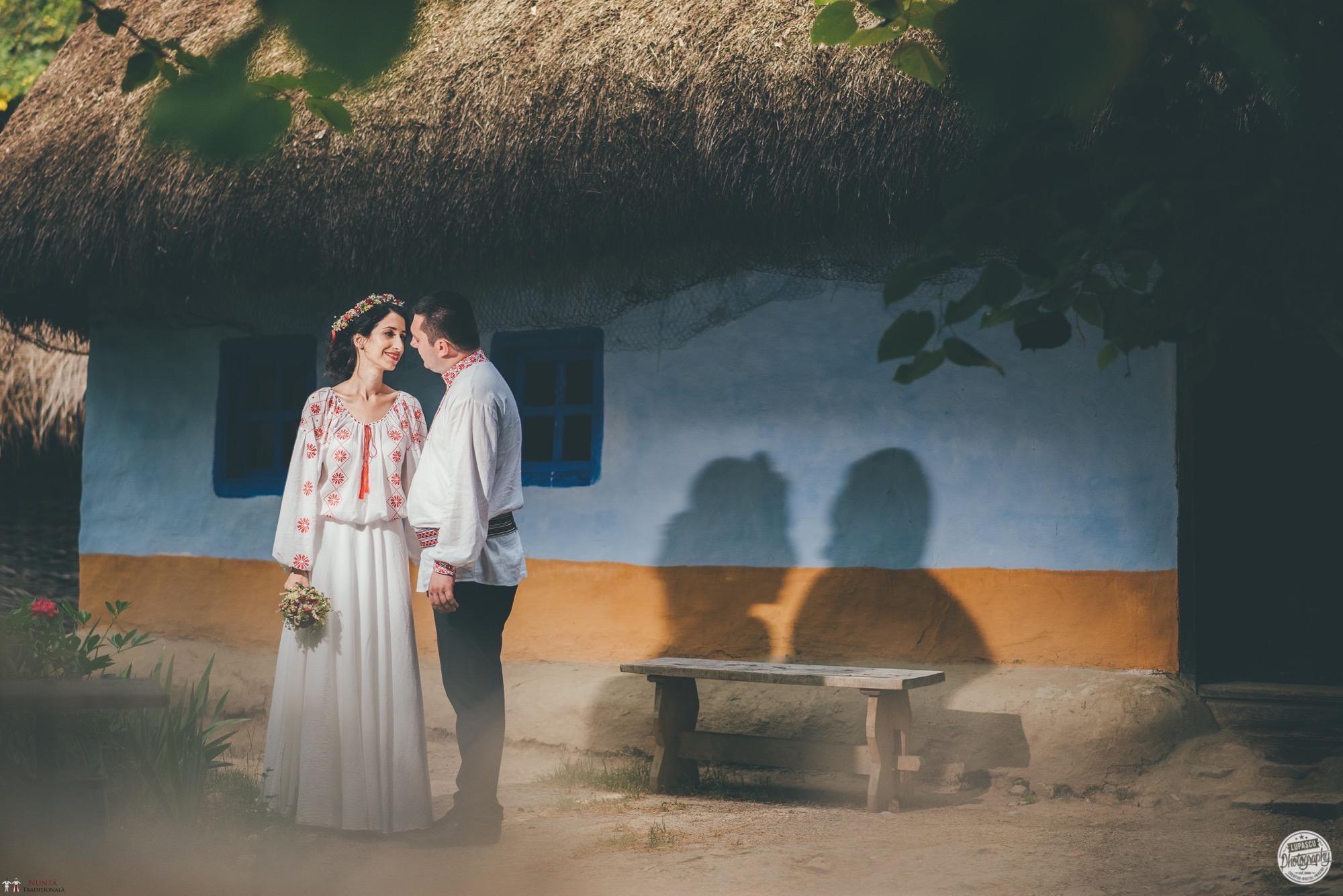 Povești Nunți Tradiționale - Georgiana și Adrian. Nuntă tradițională în București. 41