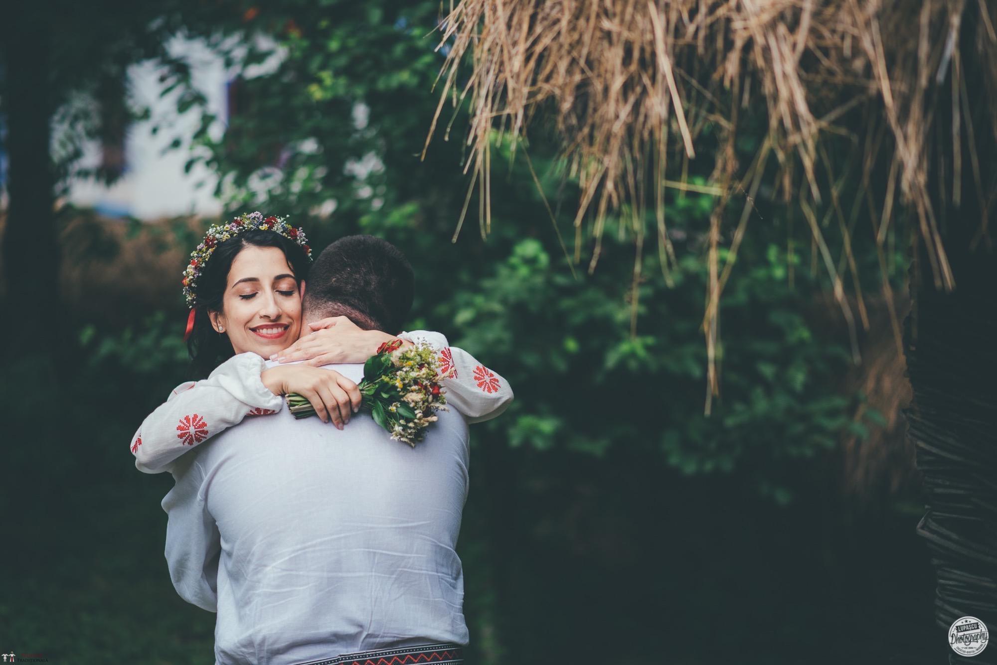 Povești Nunți Tradiționale - Georgiana și Adrian. Nuntă tradițională în București. 42