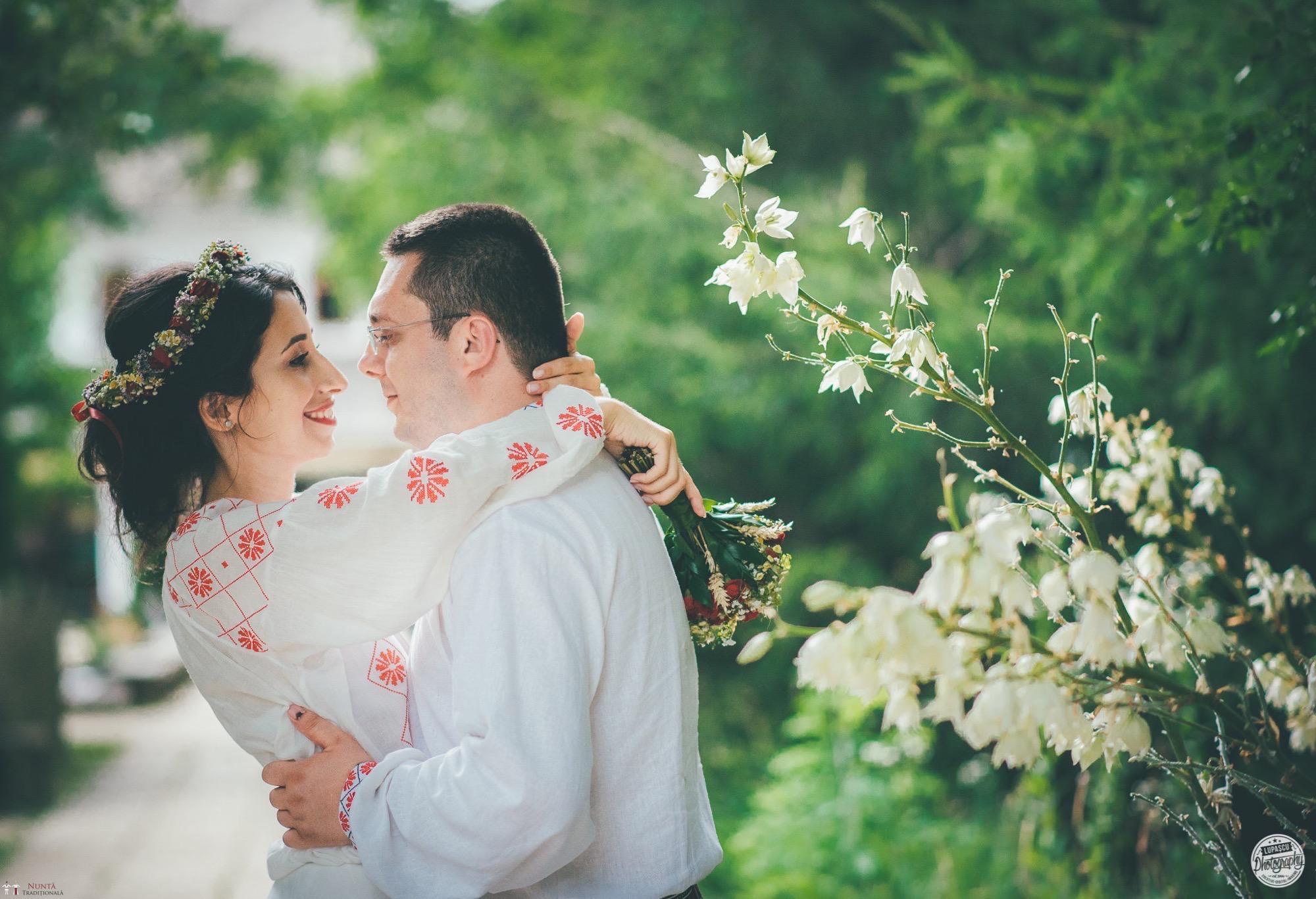 Povești Nunți Tradiționale - Georgiana și Adrian. Nuntă tradițională în București. 43