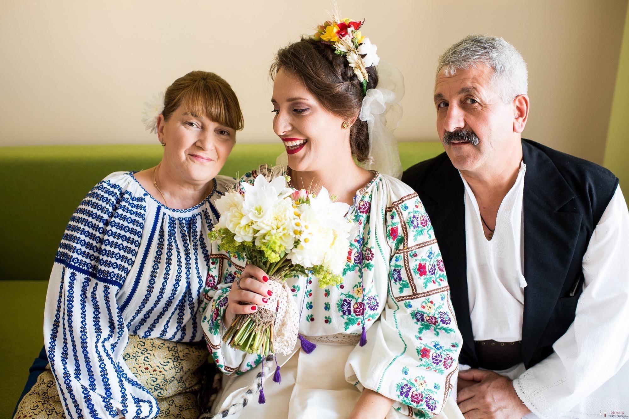 Povești Nunți Tradiționale - Ioana și Andrei. Nuntă tradițională în București. 9