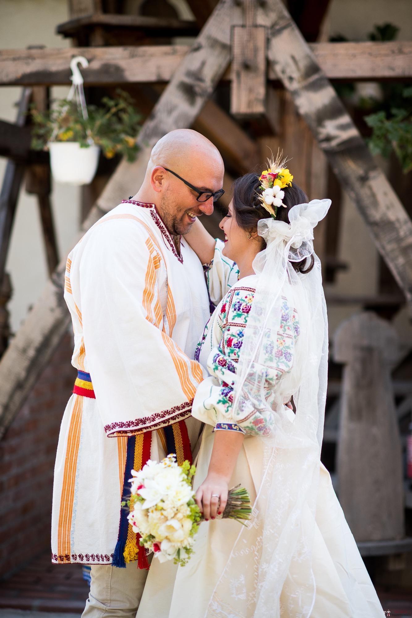 Povești Nunți Tradiționale - Ioana și Andrei. Nuntă tradițională în București. 11