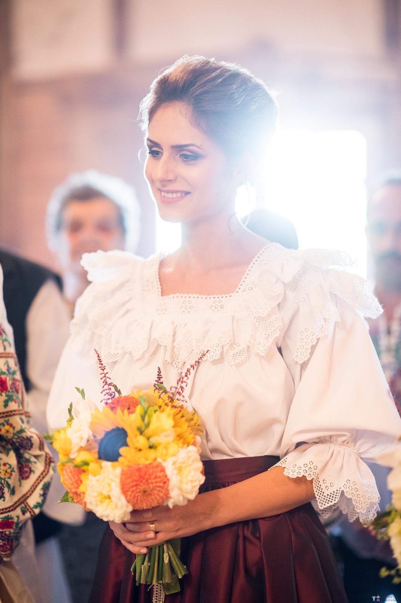 Povești Nunți Tradiționale - Ioana și Andrei. Nuntă tradițională în București. 16