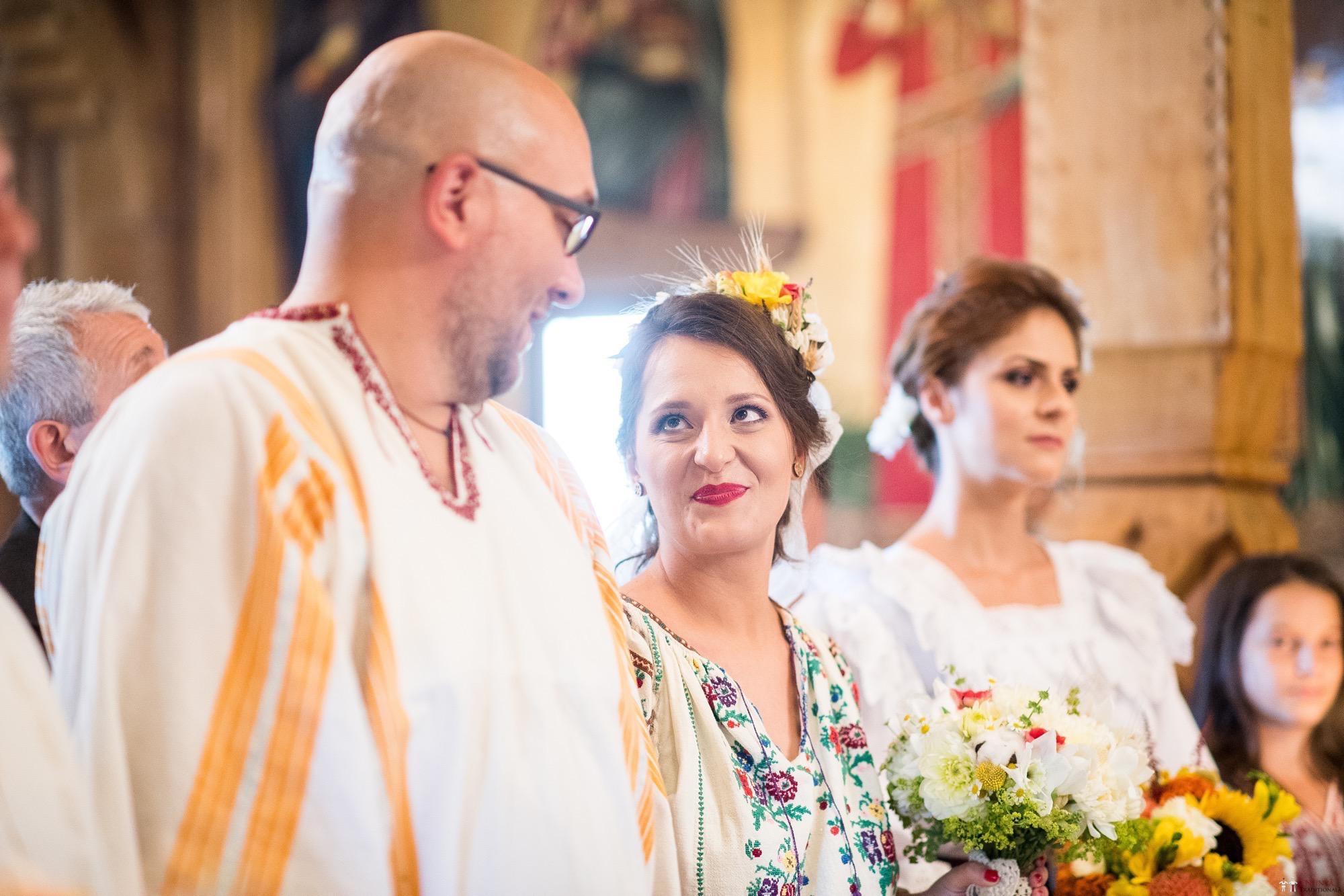 Povești Nunți Tradiționale - Ioana și Andrei. Nuntă tradițională în București. 17