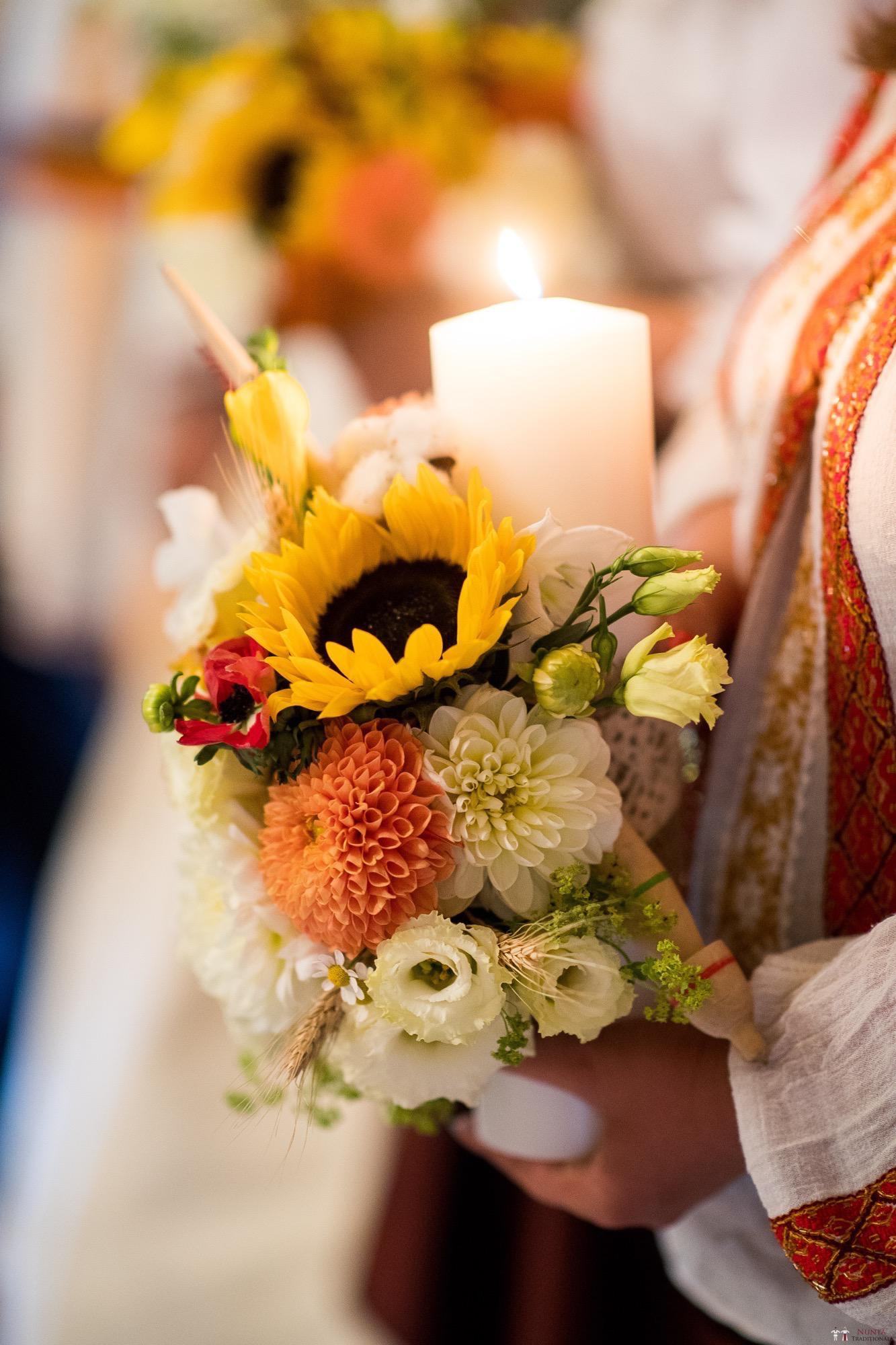 Povești Nunți Tradiționale - Ioana și Andrei. Nuntă tradițională în București. 21