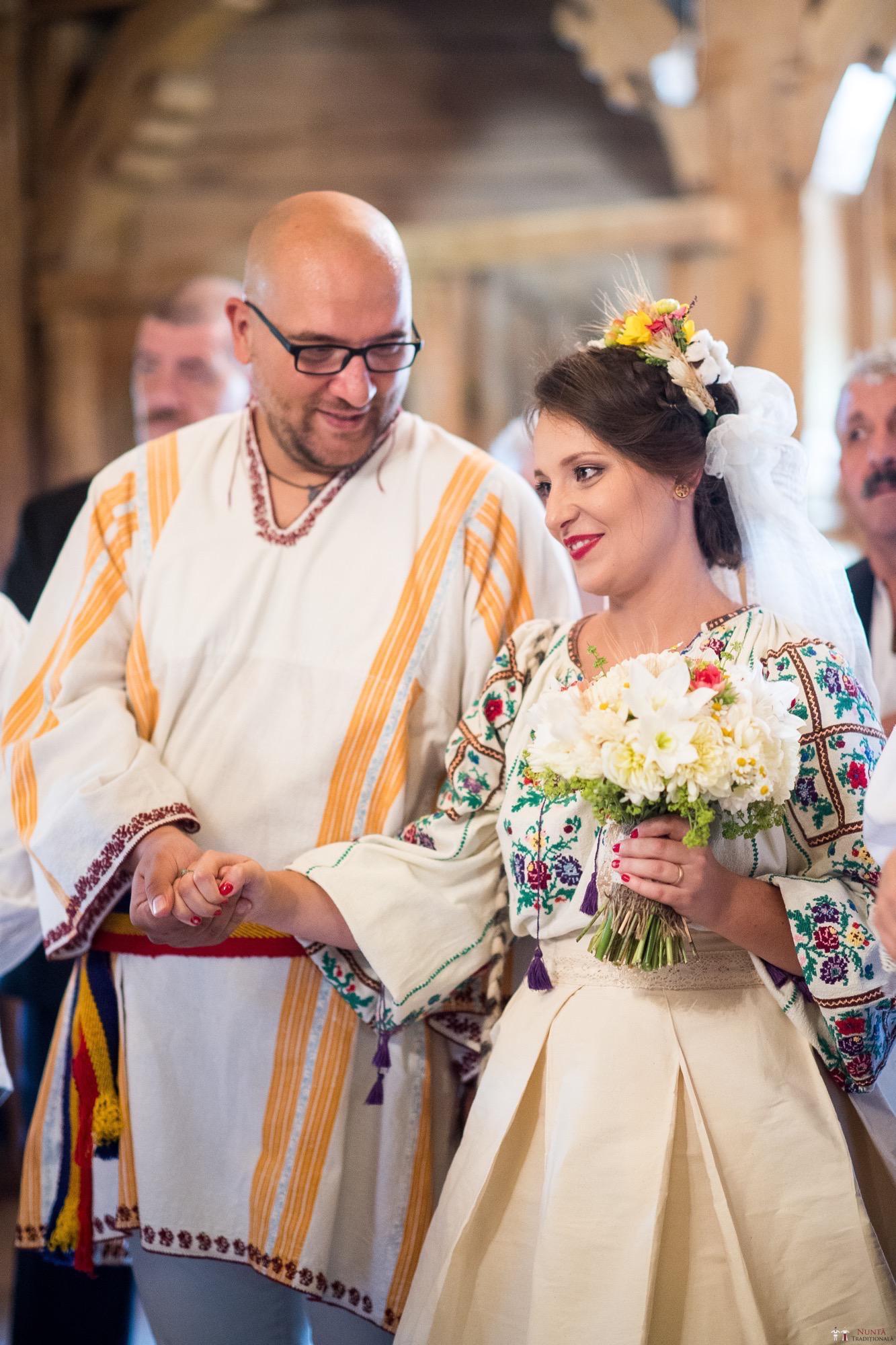 Povești Nunți Tradiționale - Ioana și Andrei. Nuntă tradițională în București. 22