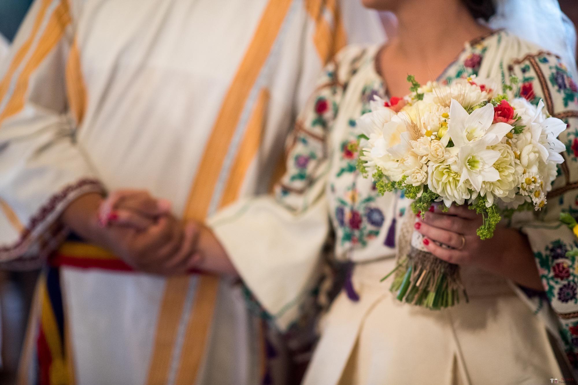 Povești Nunți Tradiționale - Ioana și Andrei. Nuntă tradițională în București. 25