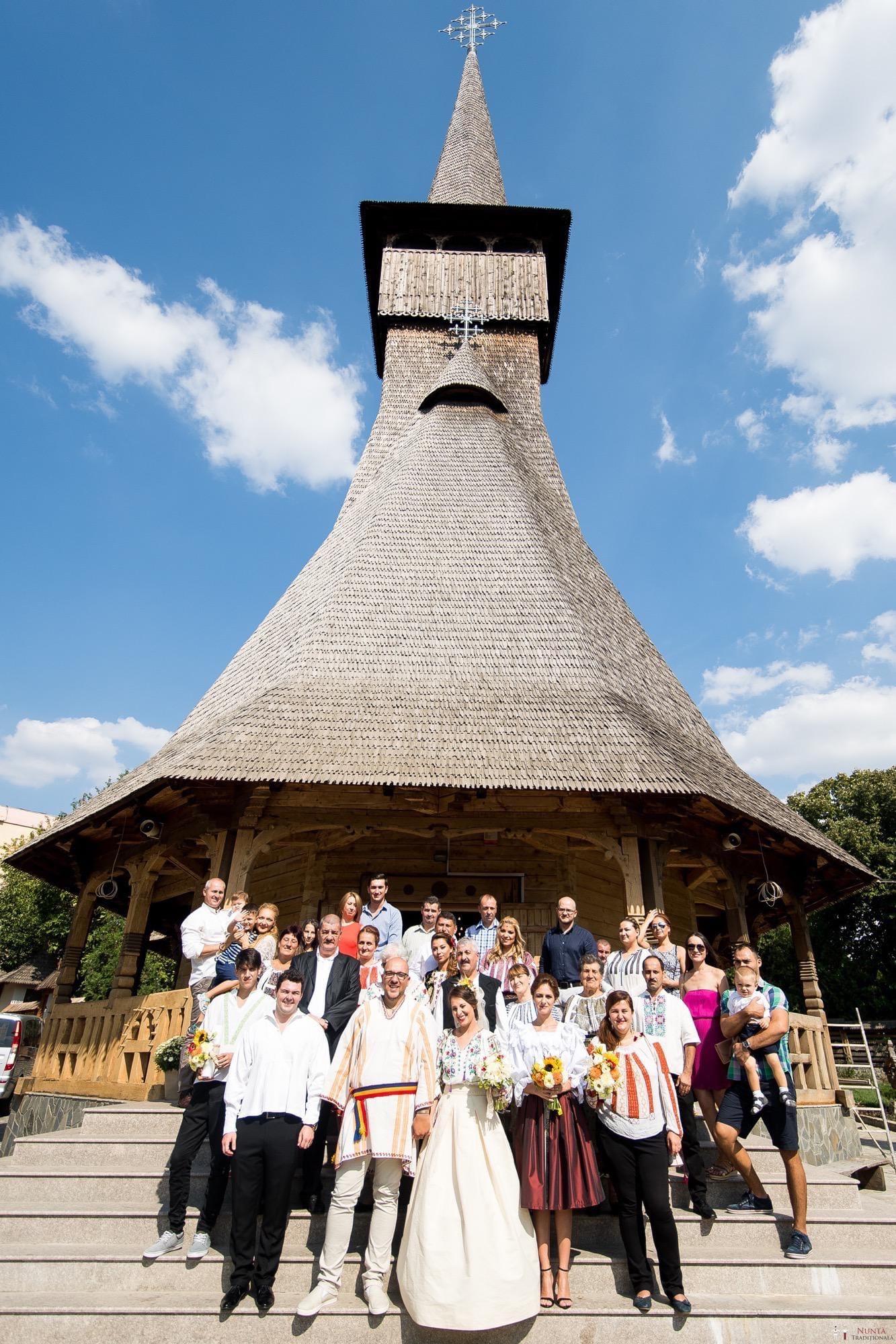 Povești Nunți Tradiționale - Ioana și Andrei. Nuntă tradițională în București. 28