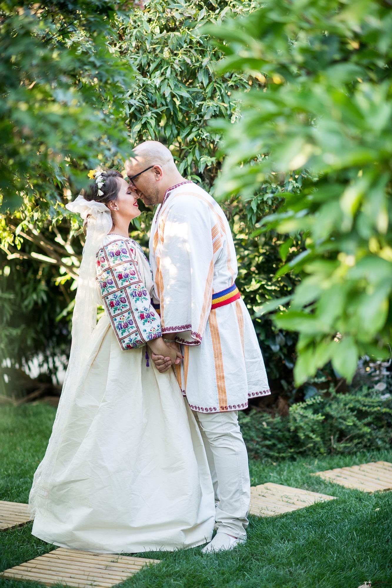 Povești Nunți Tradiționale - Ioana și Andrei. Nuntă tradițională în București. 31