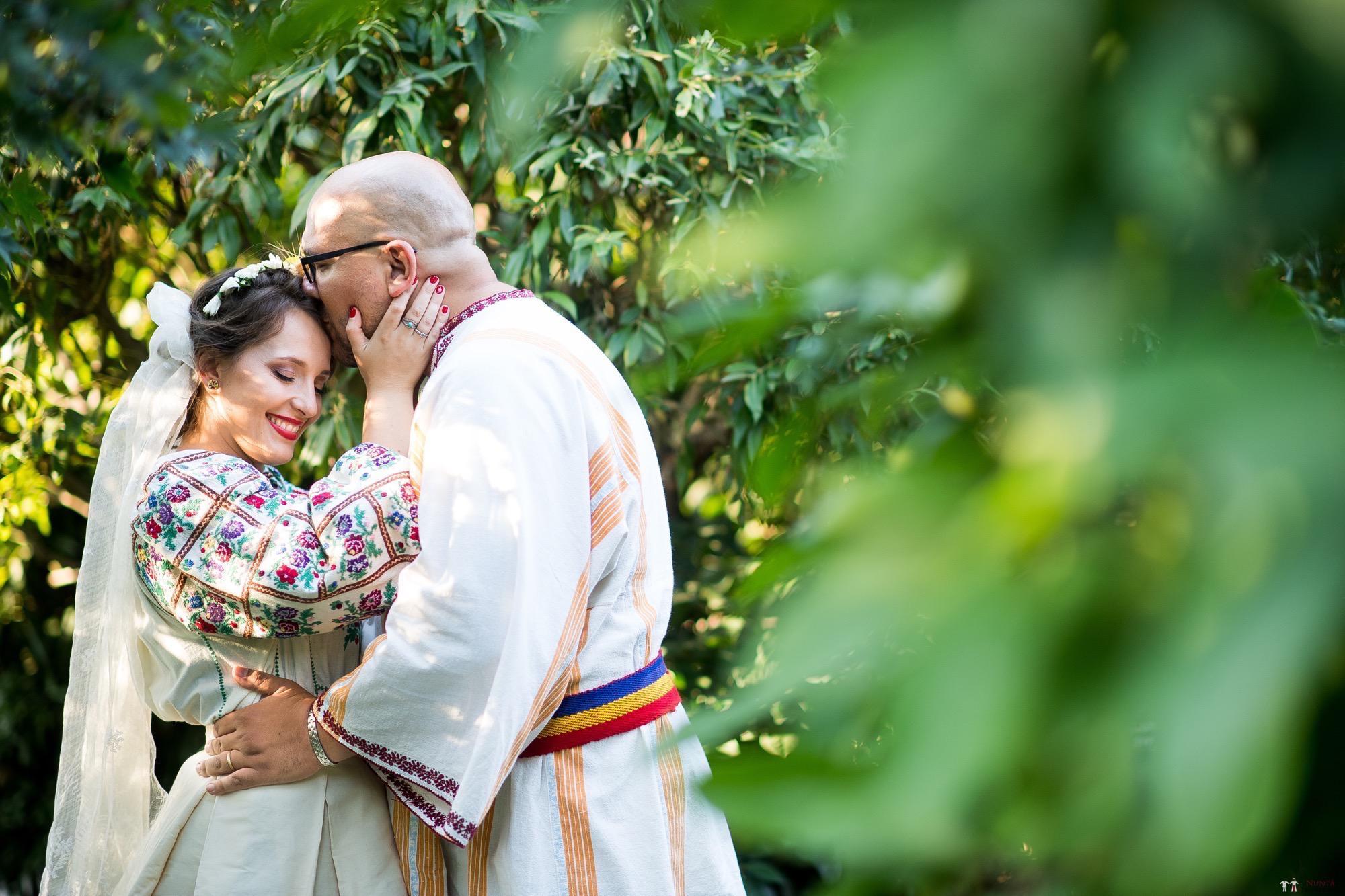 Povești Nunți Tradiționale - Ioana și Andrei. Nuntă tradițională în București. 33