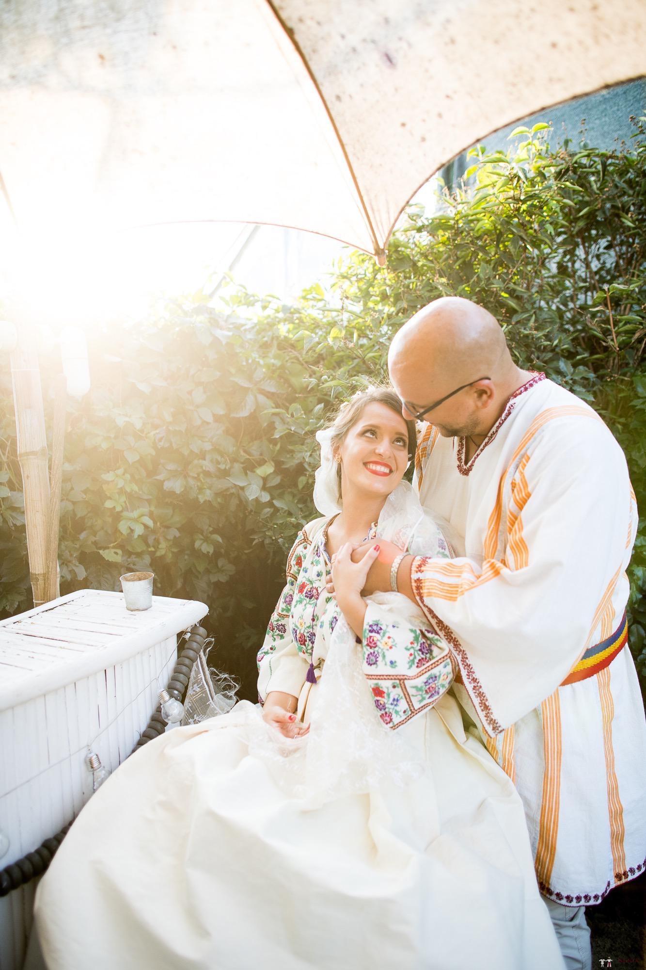 Povești Nunți Tradiționale - Ioana și Andrei. Nuntă tradițională în București. 34