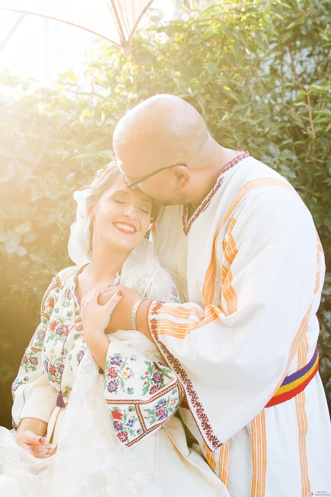 Povești Nunți Tradiționale - Ioana și Andrei. Nuntă tradițională în București. 35