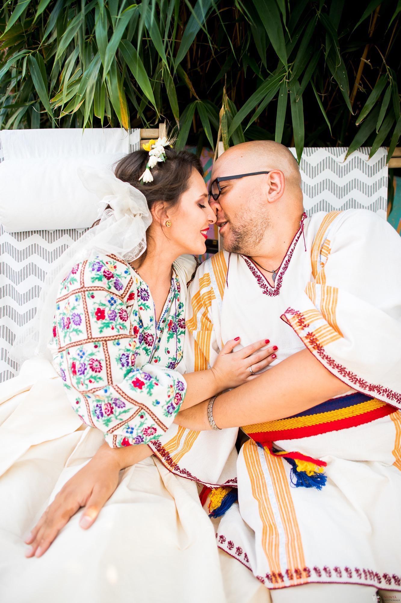 Povești Nunți Tradiționale - Ioana și Andrei. Nuntă tradițională în București. 37