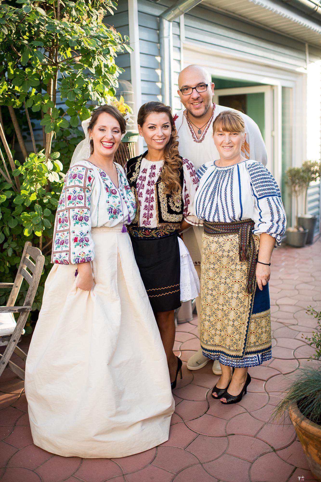 Povești Nunți Tradiționale - Ioana și Andrei. Nuntă tradițională în București. 39
