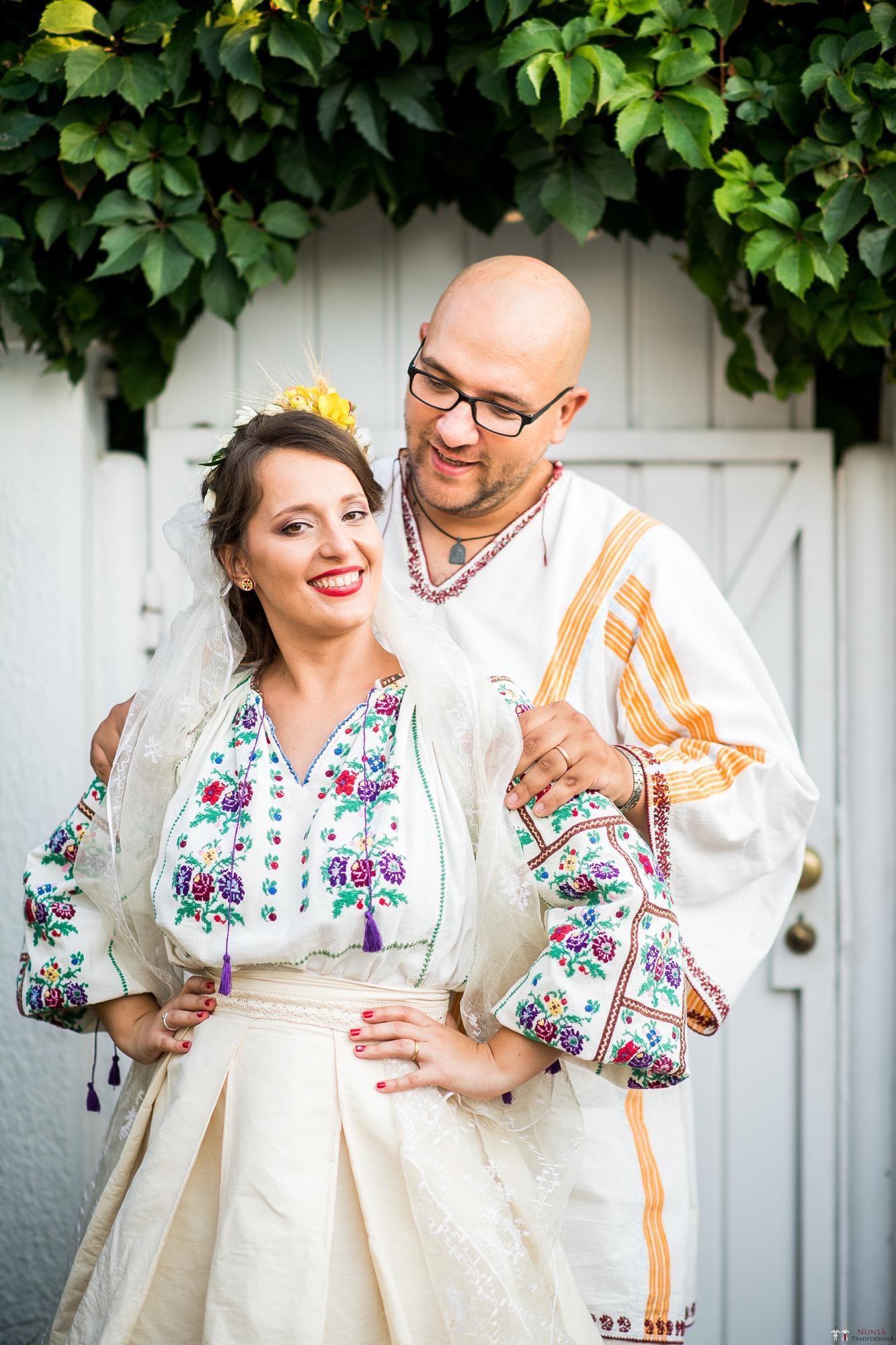 Povești Nunți Tradiționale - Ioana și Andrei. Nuntă tradițională în București. 42