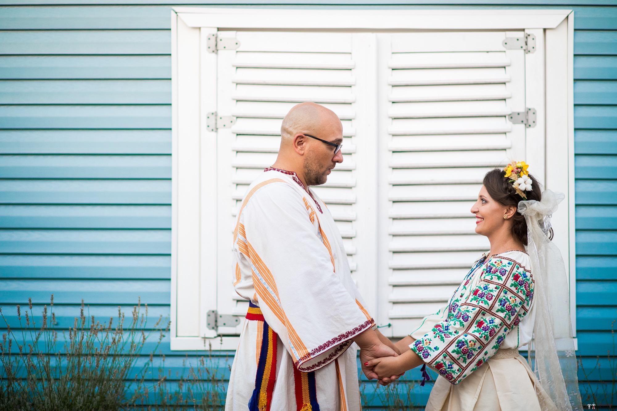 Povești Nunți Tradiționale - Ioana și Andrei. Nuntă tradițională în București. 43