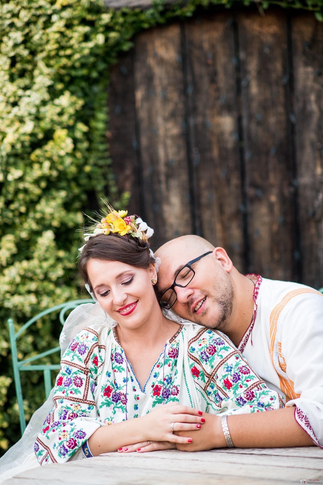 Povești Nunți Tradiționale - Ioana și Andrei. Nuntă tradițională în București. 45