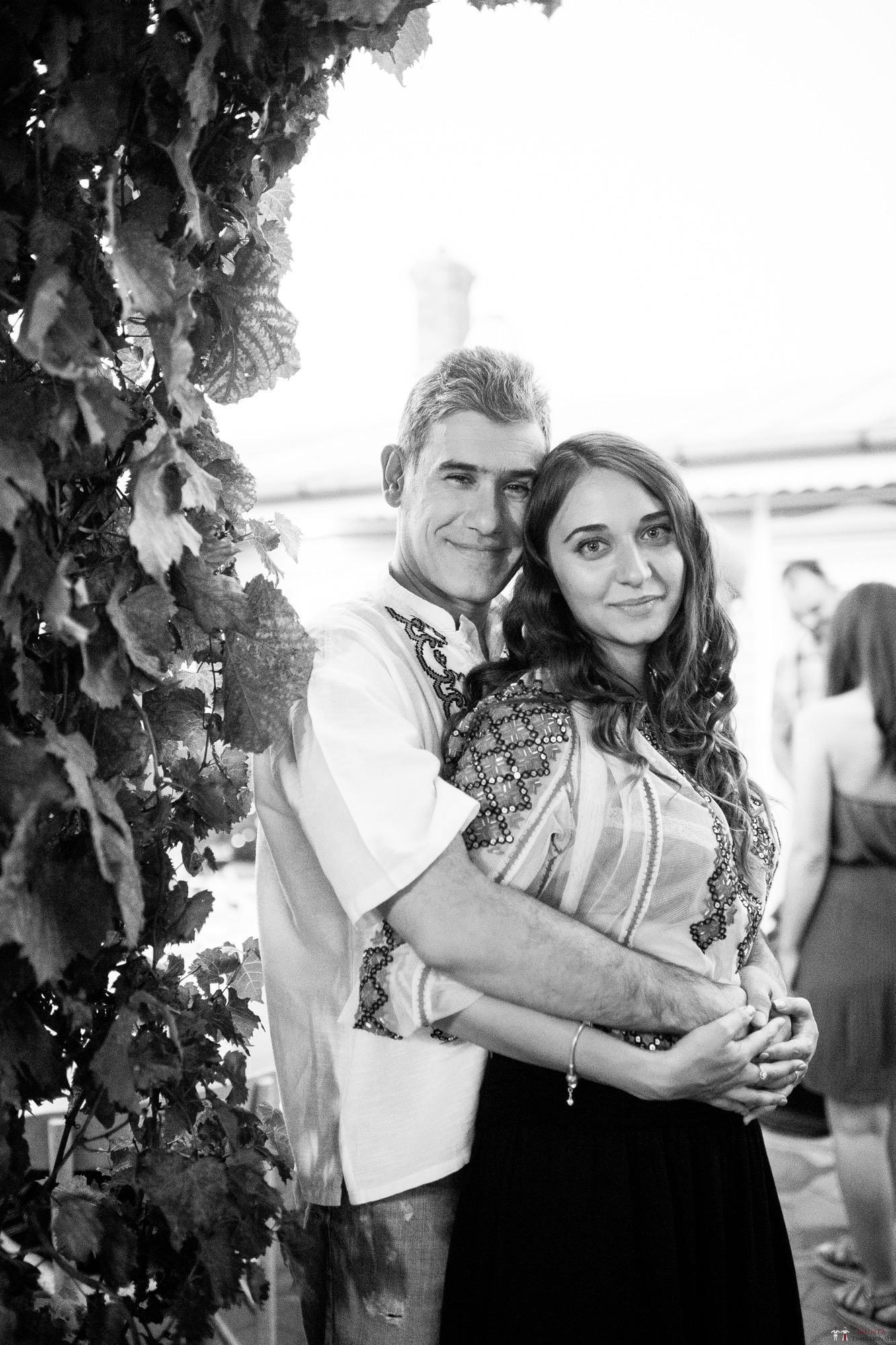 Povești Nunți Tradiționale - Ioana și Andrei. Nuntă tradițională în București. 46