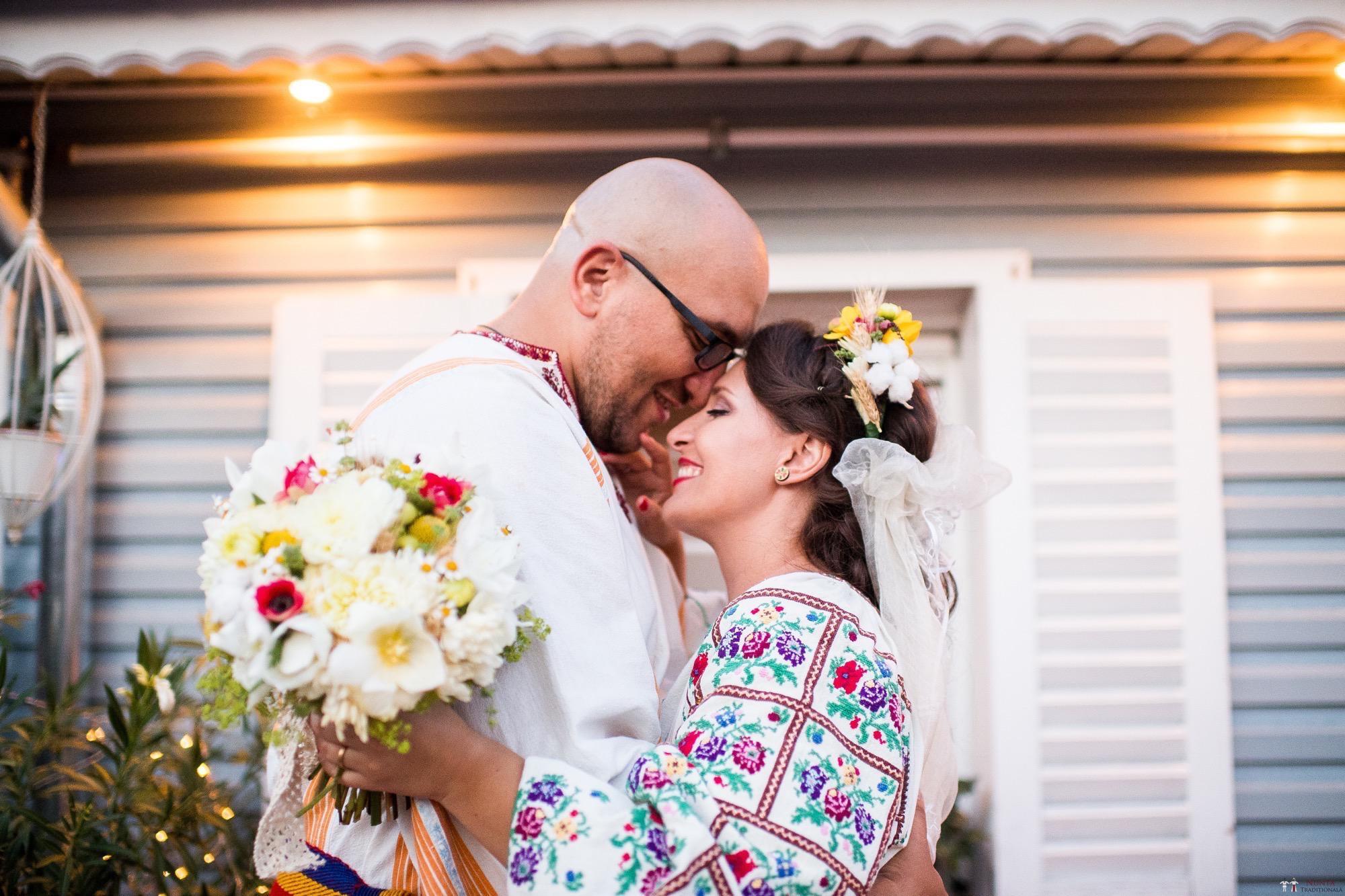Povești Nunți Tradiționale - Ioana și Andrei. Nuntă tradițională în București. 48