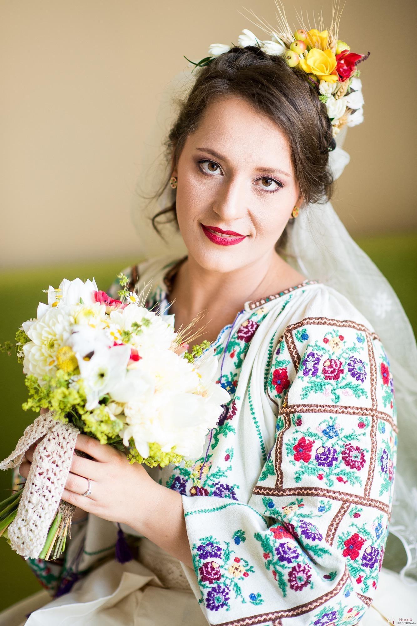 Povești Nunți Tradiționale - Ioana și Andrei. Nuntă tradițională în București. 5