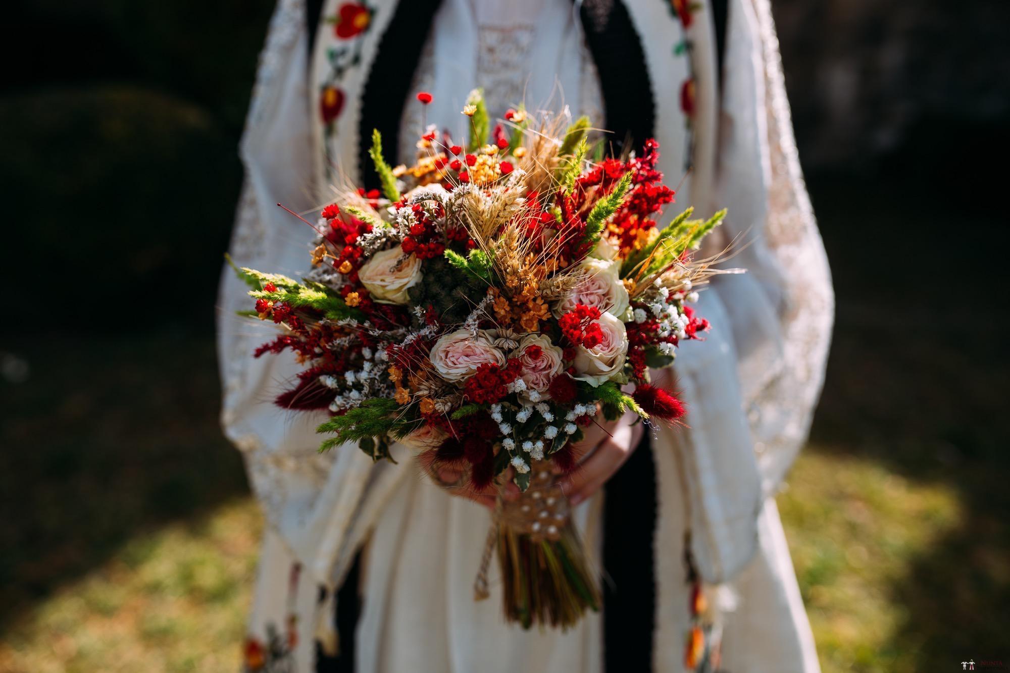 Povești Nunți Tradiționale - Gabriela și Adrian. Nuntă tradițională în Piatra Neamț 10