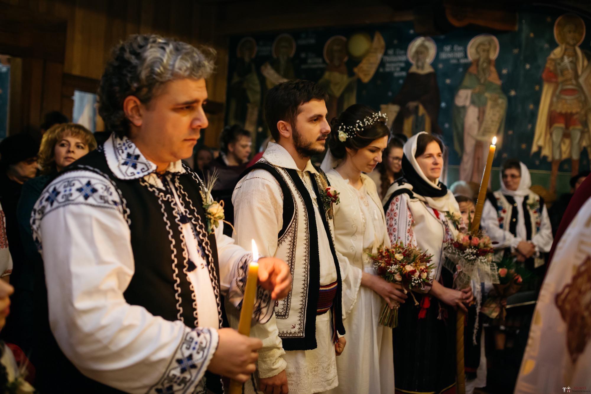 Povești Nunți Tradiționale - Gabriela și Adrian. Nuntă tradițională în Piatra Neamț 13