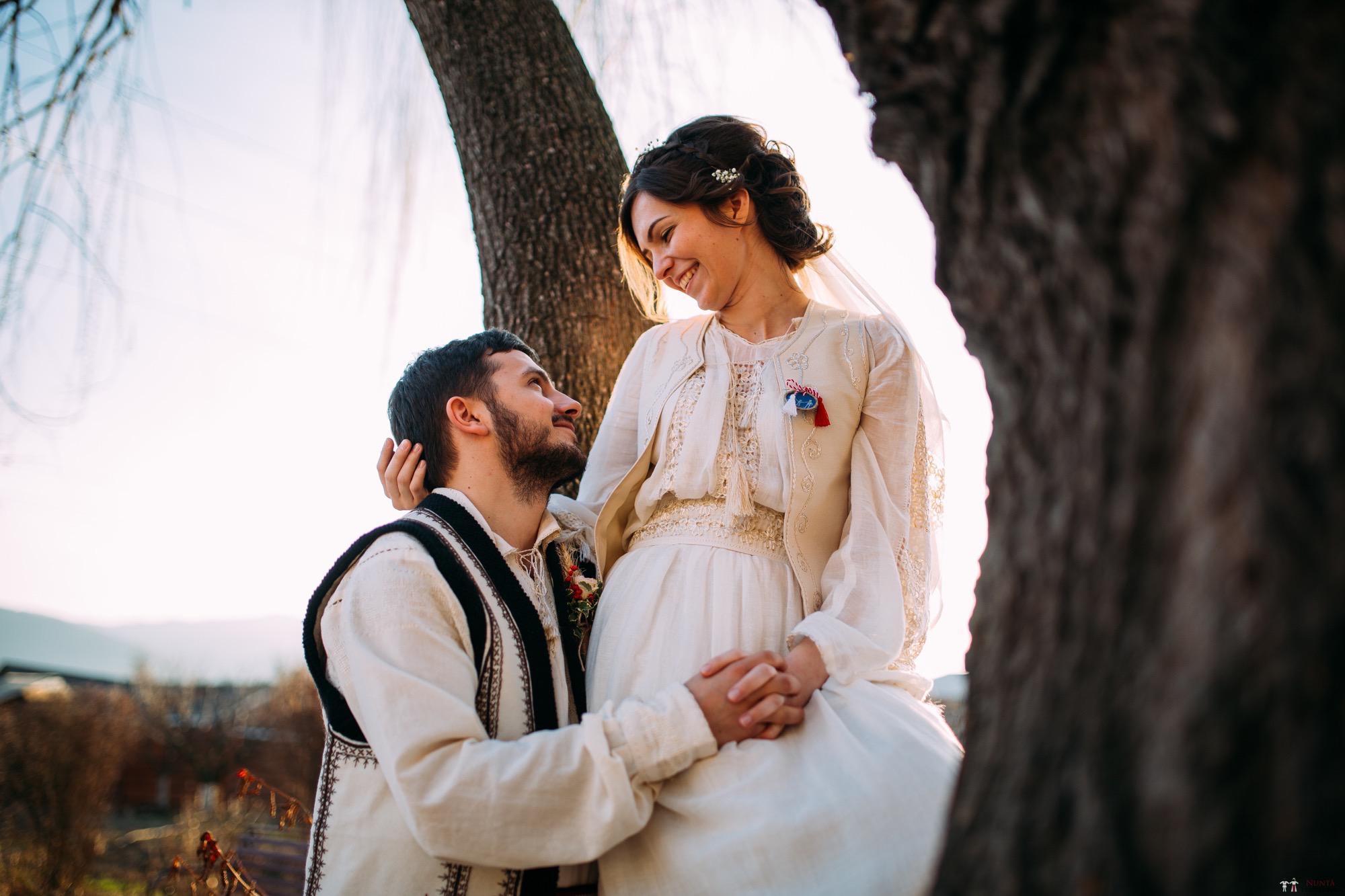 Povești Nunți Tradiționale - Gabriela și Adrian. Nuntă tradițională în Piatra Neamț 39