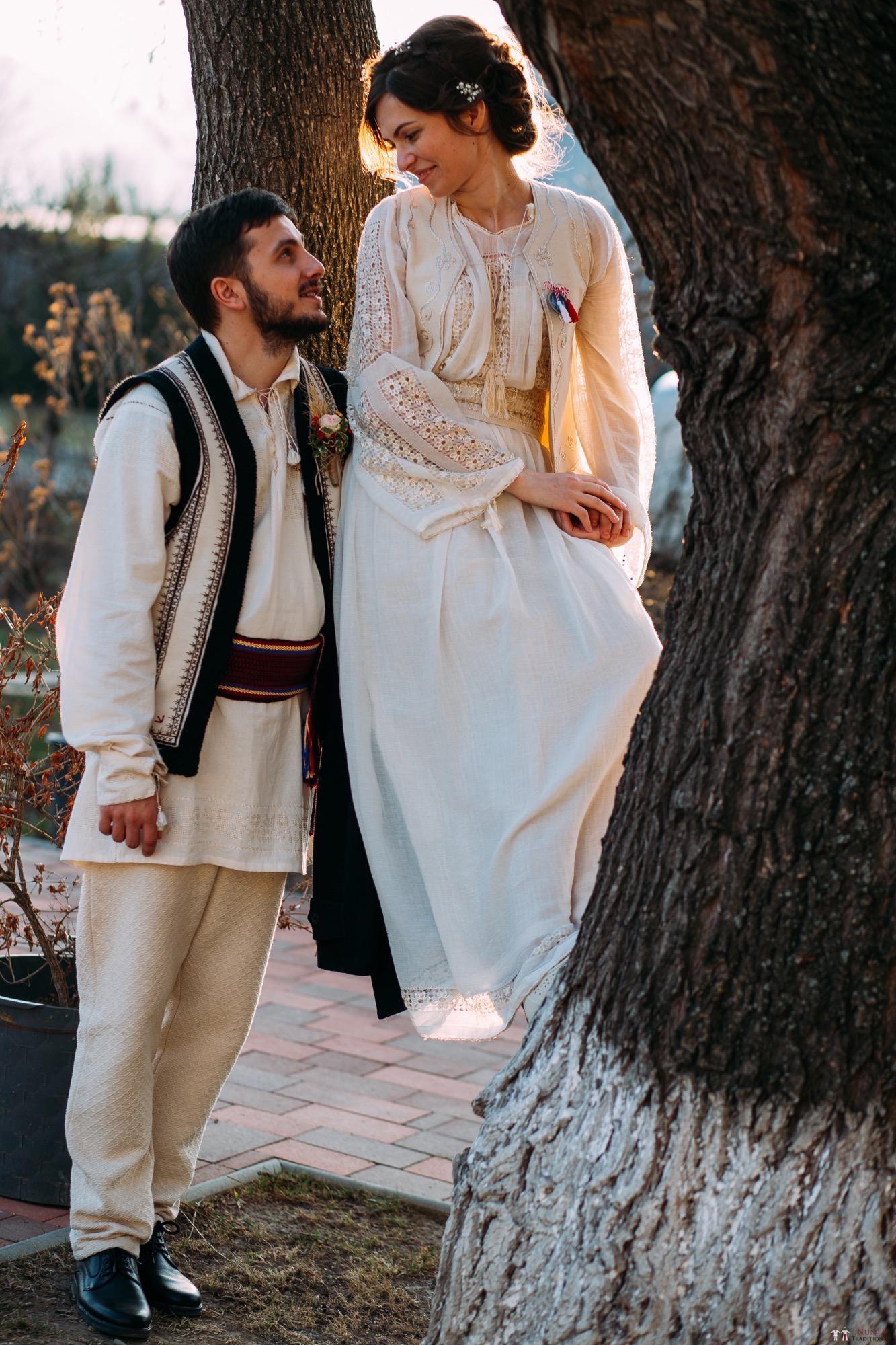 Povești Nunți Tradiționale - Gabriela și Adrian. Nuntă tradițională în Piatra Neamț 40