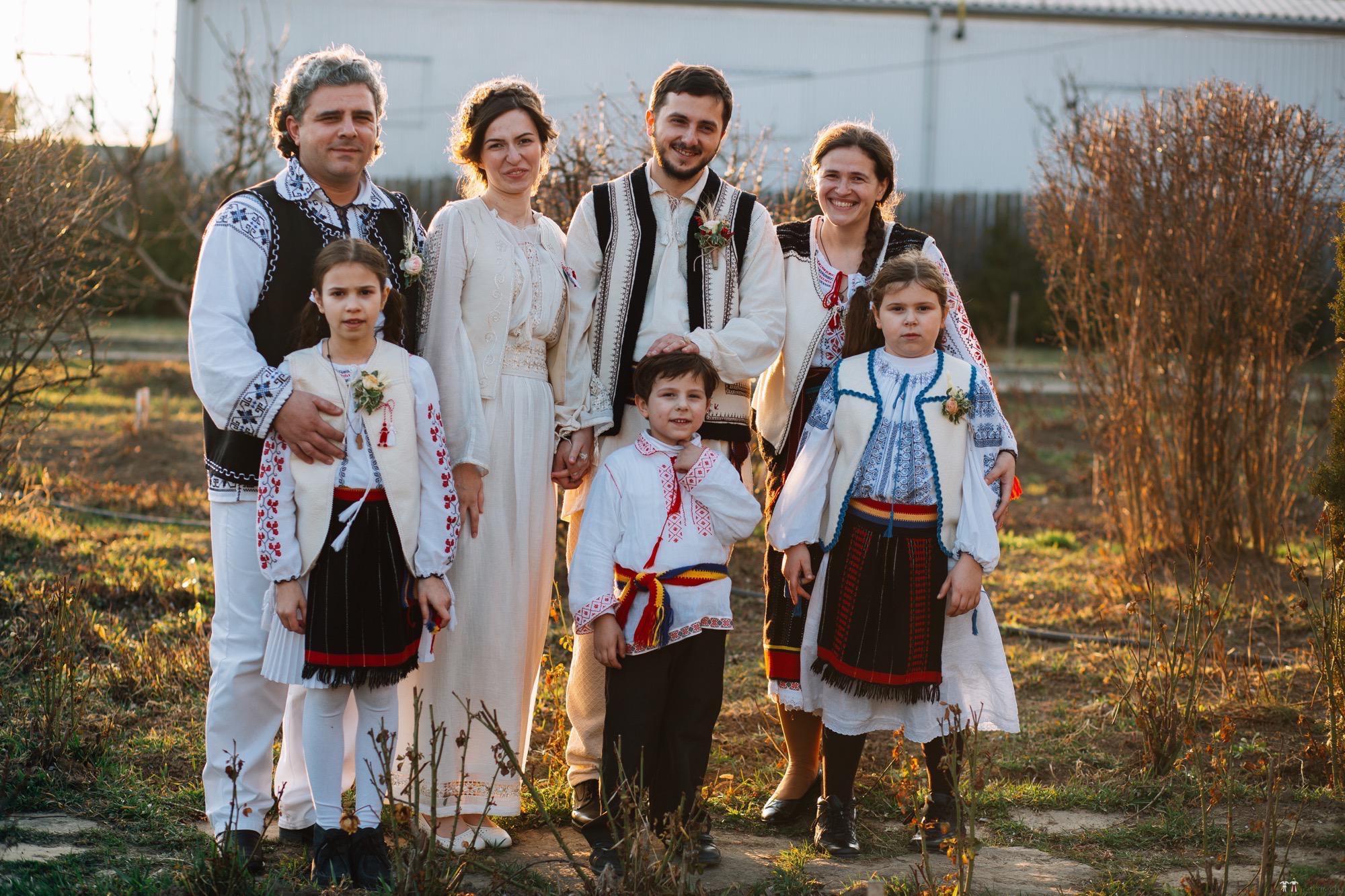 Povești Nunți Tradiționale - Gabriela și Adrian. Nuntă tradițională în Piatra Neamț 43
