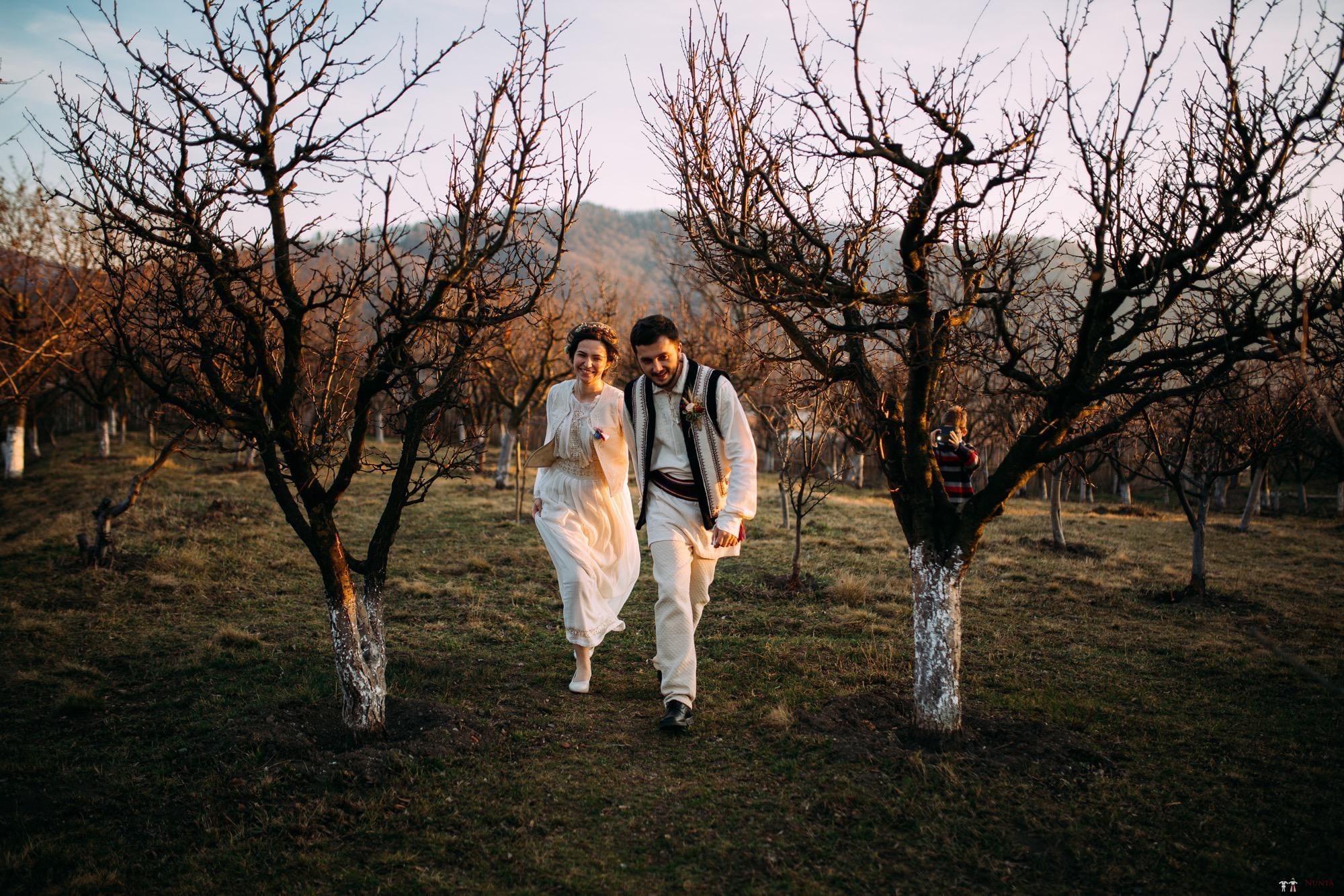 Povești Nunți Tradiționale - Gabriela și Adrian. Nuntă tradițională în Piatra Neamț 47
