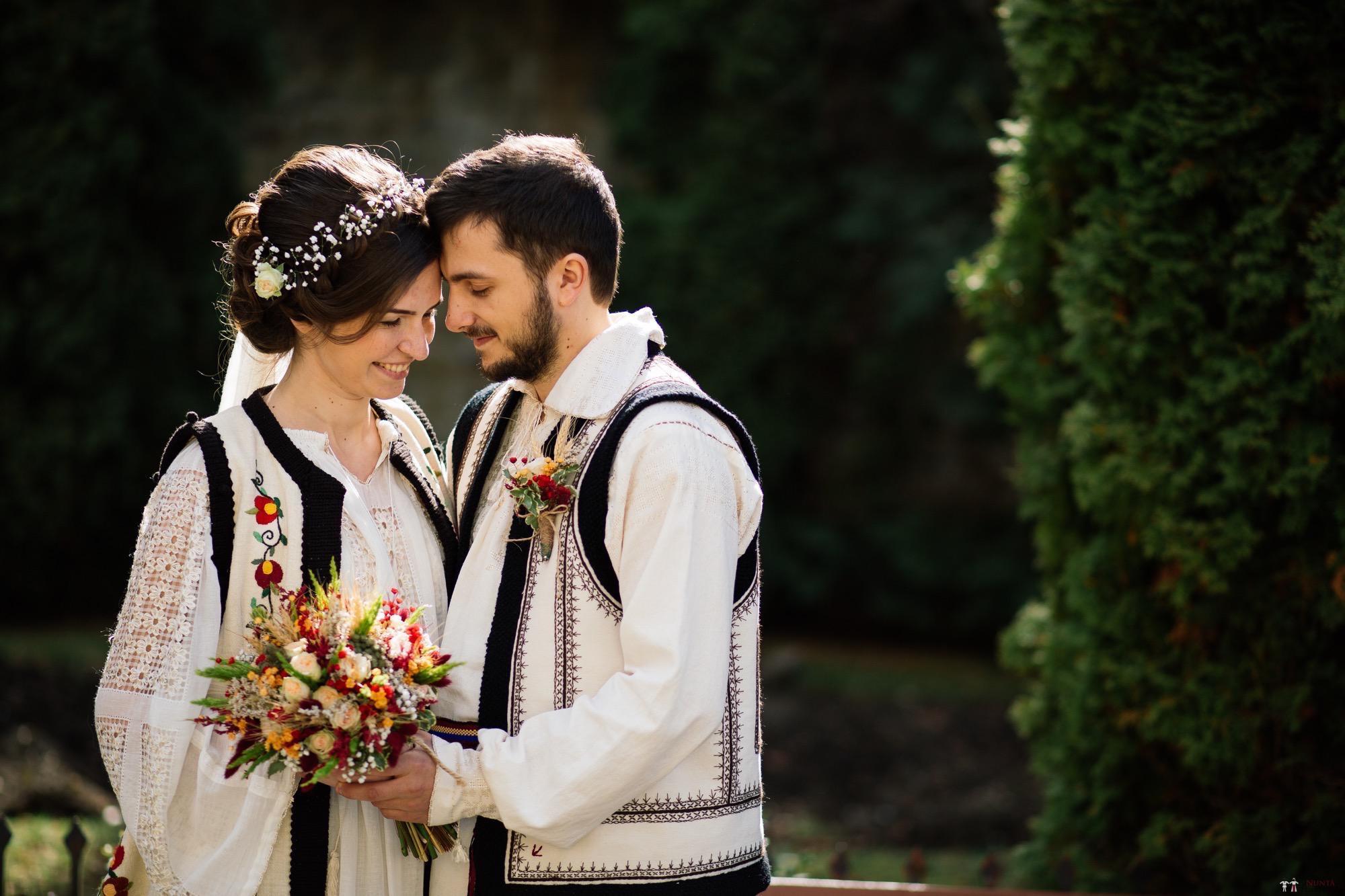 Povești Nunți Tradiționale - Gabriela și Adrian. Nuntă tradițională în Piatra Neamț 5