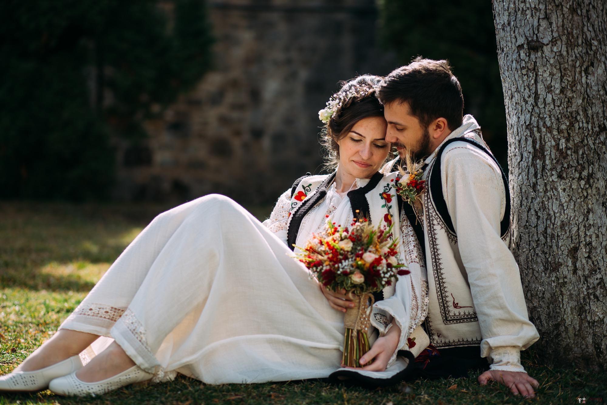 Povești Nunți Tradiționale - Gabriela și Adrian. Nuntă tradițională în Piatra Neamț 7