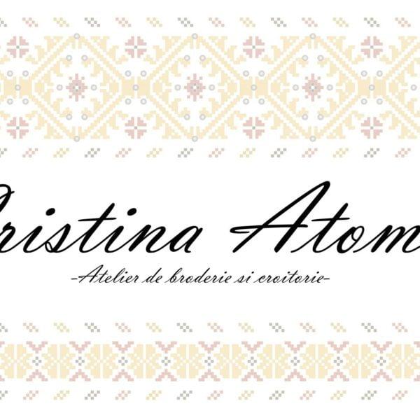 Cristina Atomei – Atelier De Broderie și Croitorie