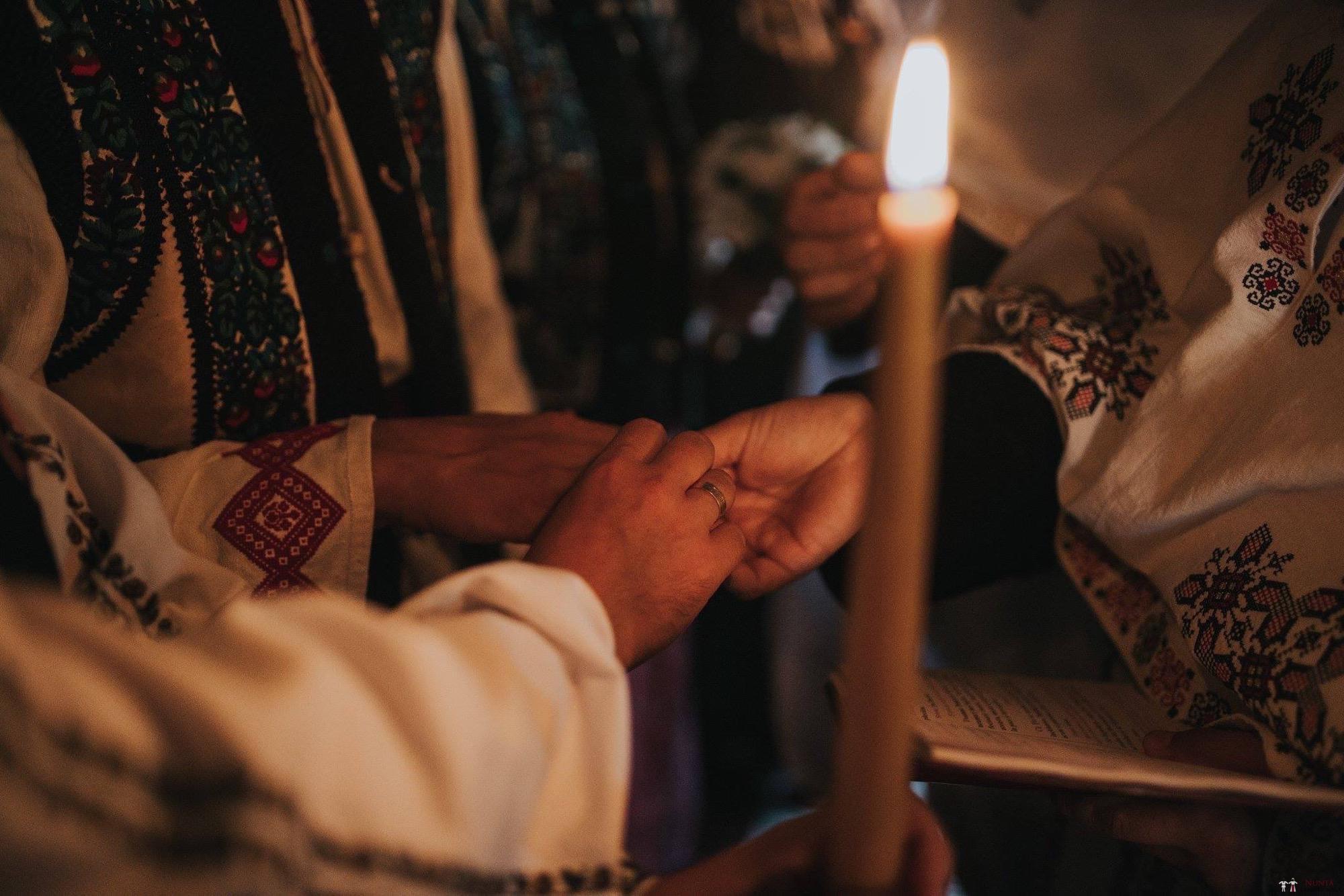 Povești Nunți Tradiționale - Andreea și Sergiu. Nuntă tradițională în Alba-Iulia 9
