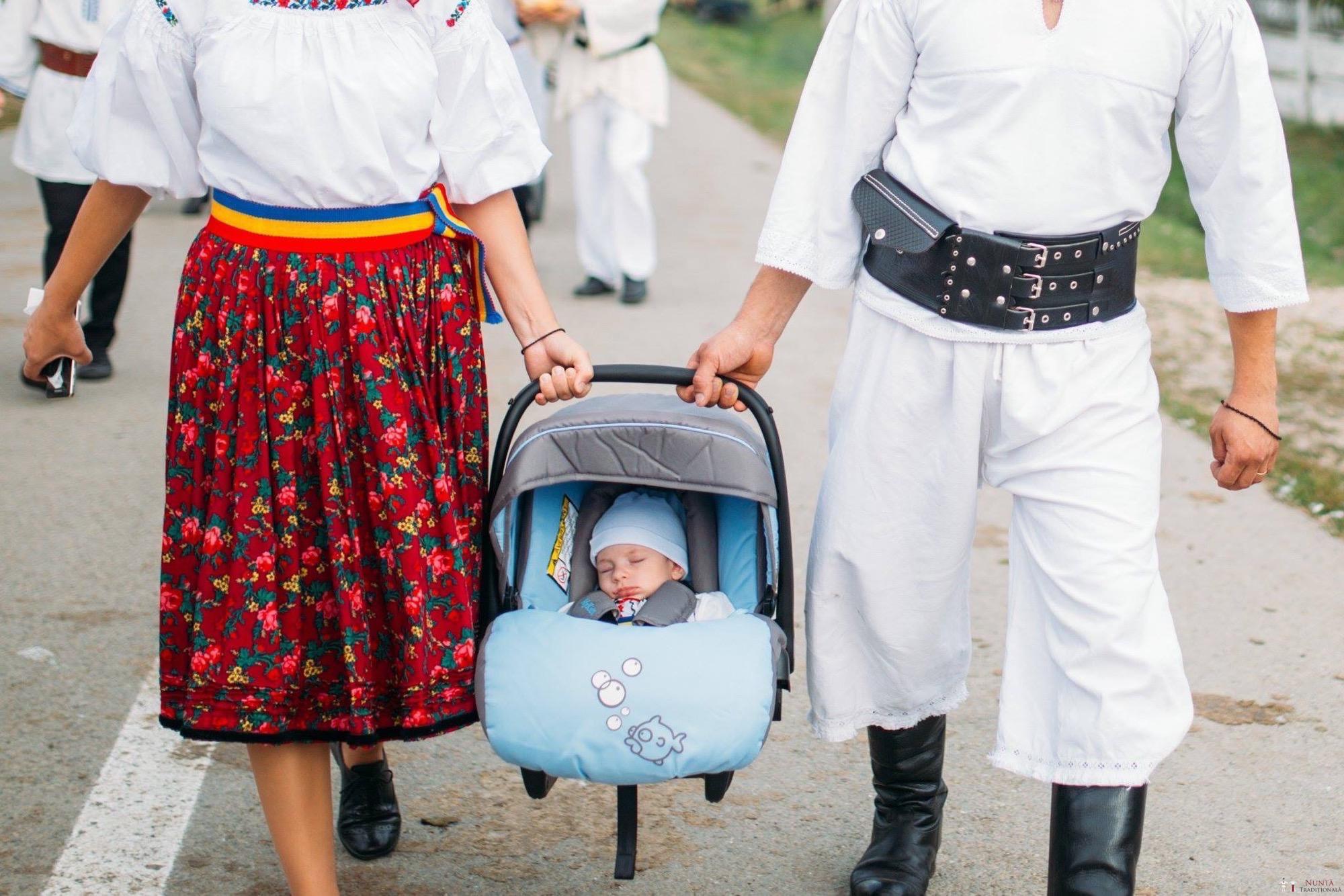 Povești Nunți Tradiționale - Andreea și Sergiu. Nuntă tradițională în Alba-Iulia 12