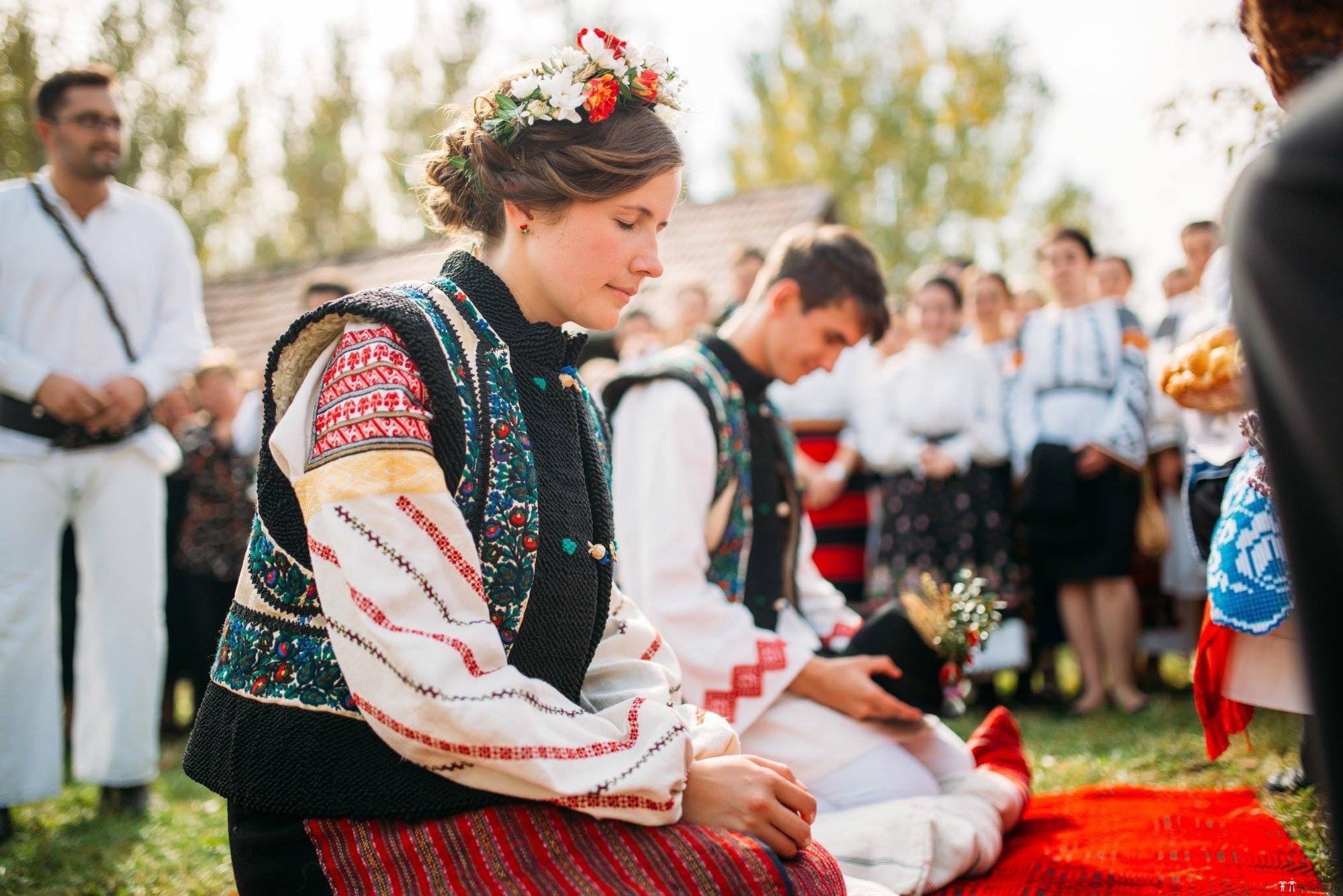 Povești Nunți Tradiționale - Andreea și Sergiu. Nuntă tradițională în Alba-Iulia 27