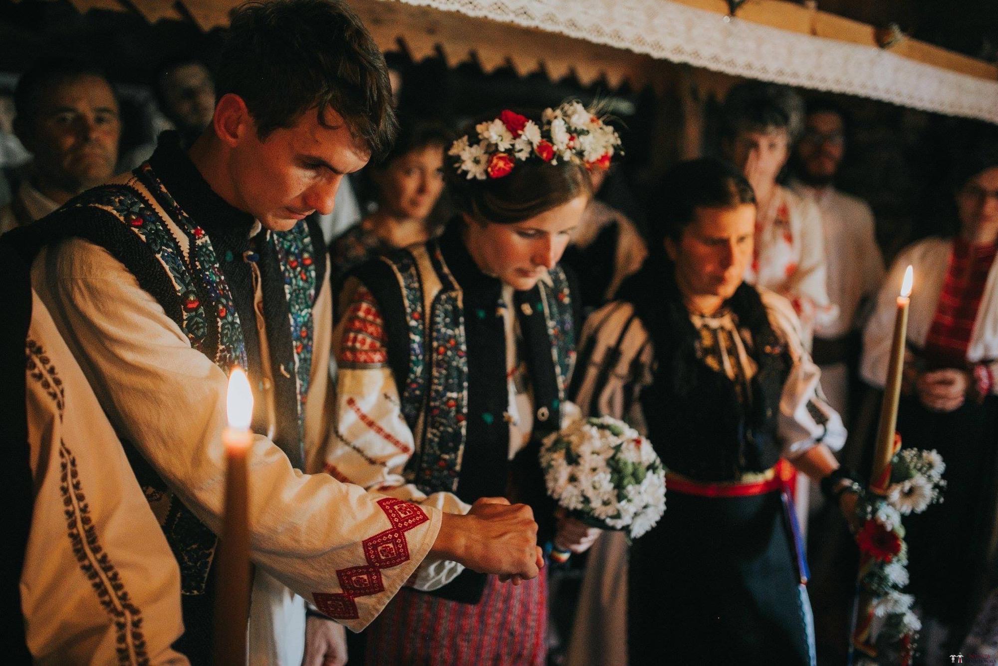 Povești Nunți Tradiționale - Andreea și Sergiu. Nuntă tradițională în Alba-Iulia 28