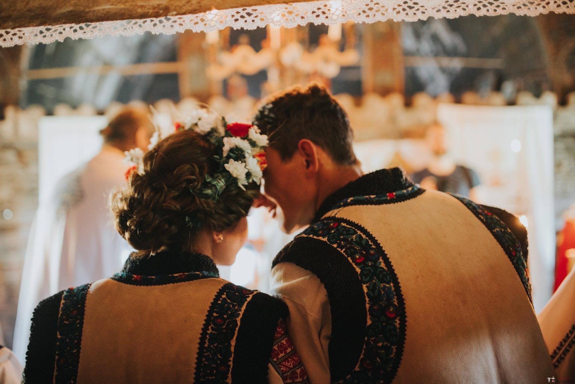 Povești Nunți Tradiționale - Andreea și Sergiu. Nuntă tradițională în Alba-Iulia 33
