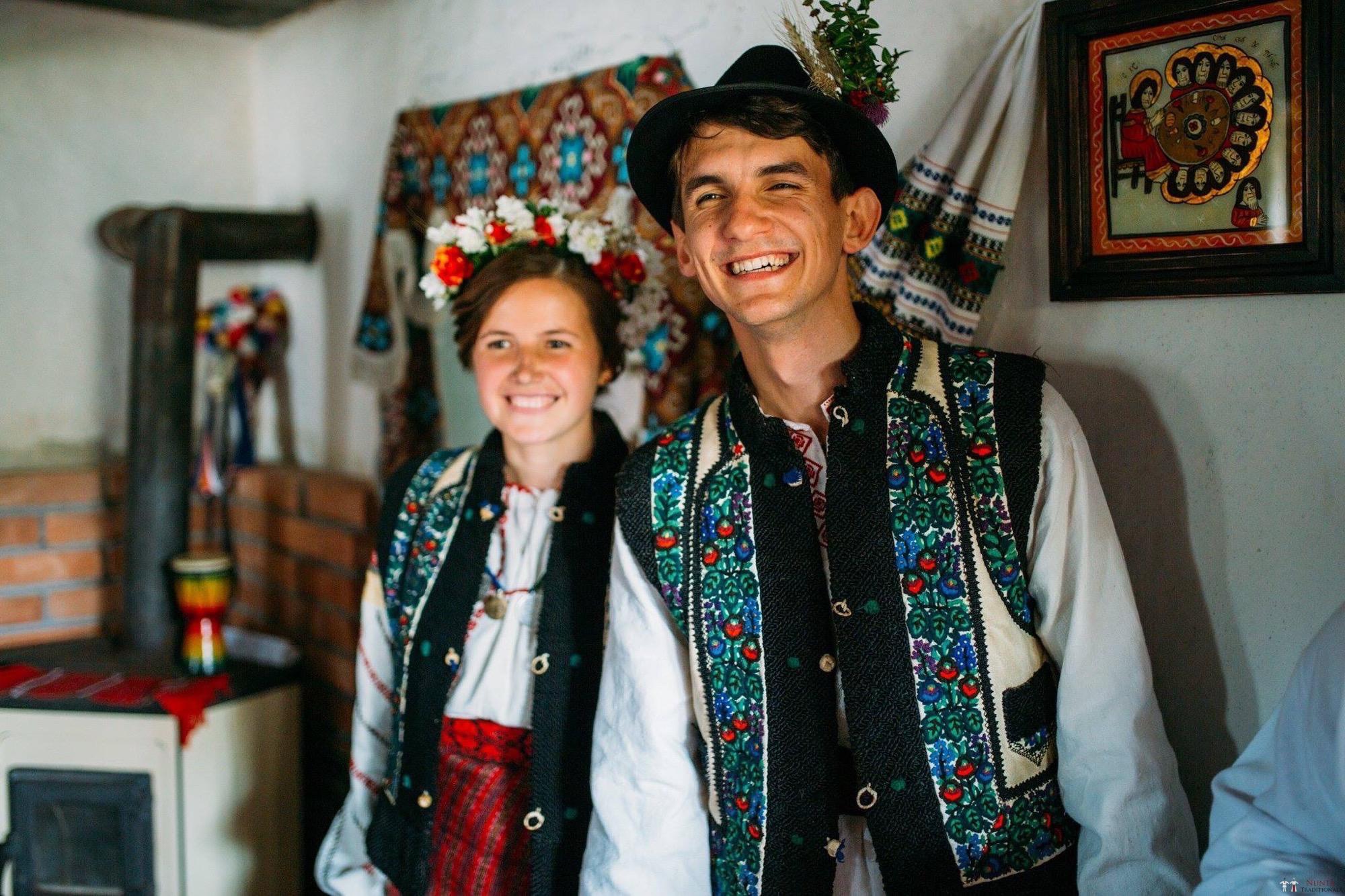 Povești Nunți Tradiționale - Andreea și Sergiu. Nuntă tradițională în Alba-Iulia 36