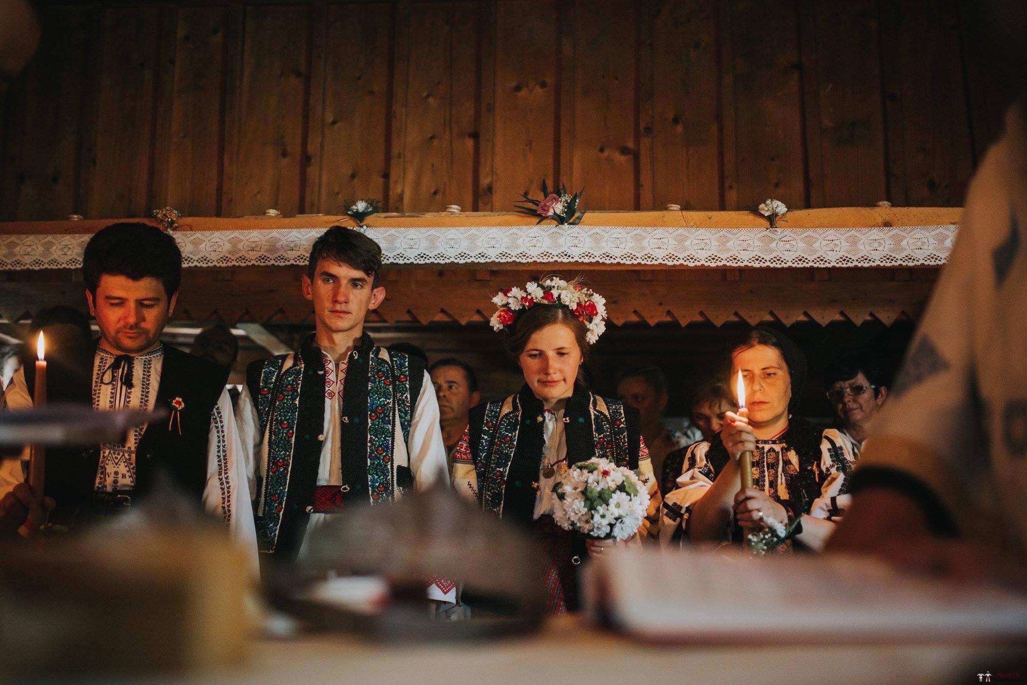 Povești Nunți Tradiționale - Andreea și Sergiu. Nuntă tradițională în Alba-Iulia 39