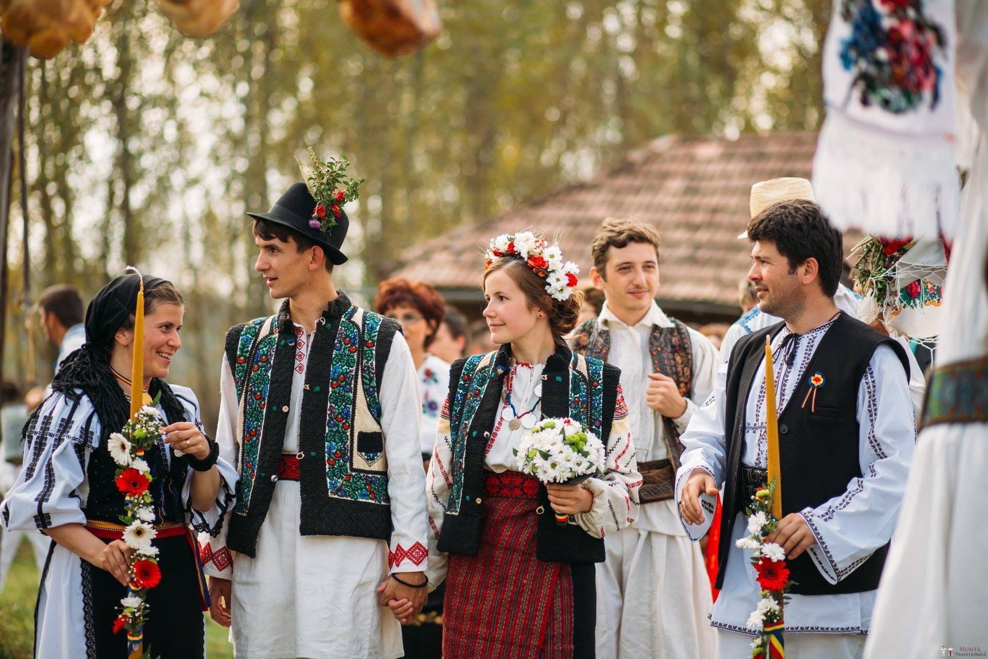 Povești Nunți Tradiționale - Andreea și Sergiu. Nuntă tradițională în Alba-Iulia 41