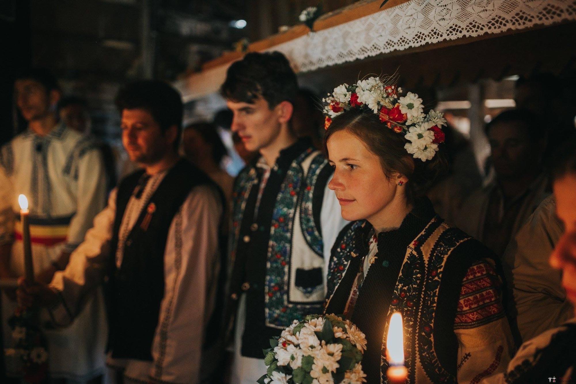 Povești Nunți Tradiționale - Andreea și Sergiu. Nuntă tradițională în Alba-Iulia 47