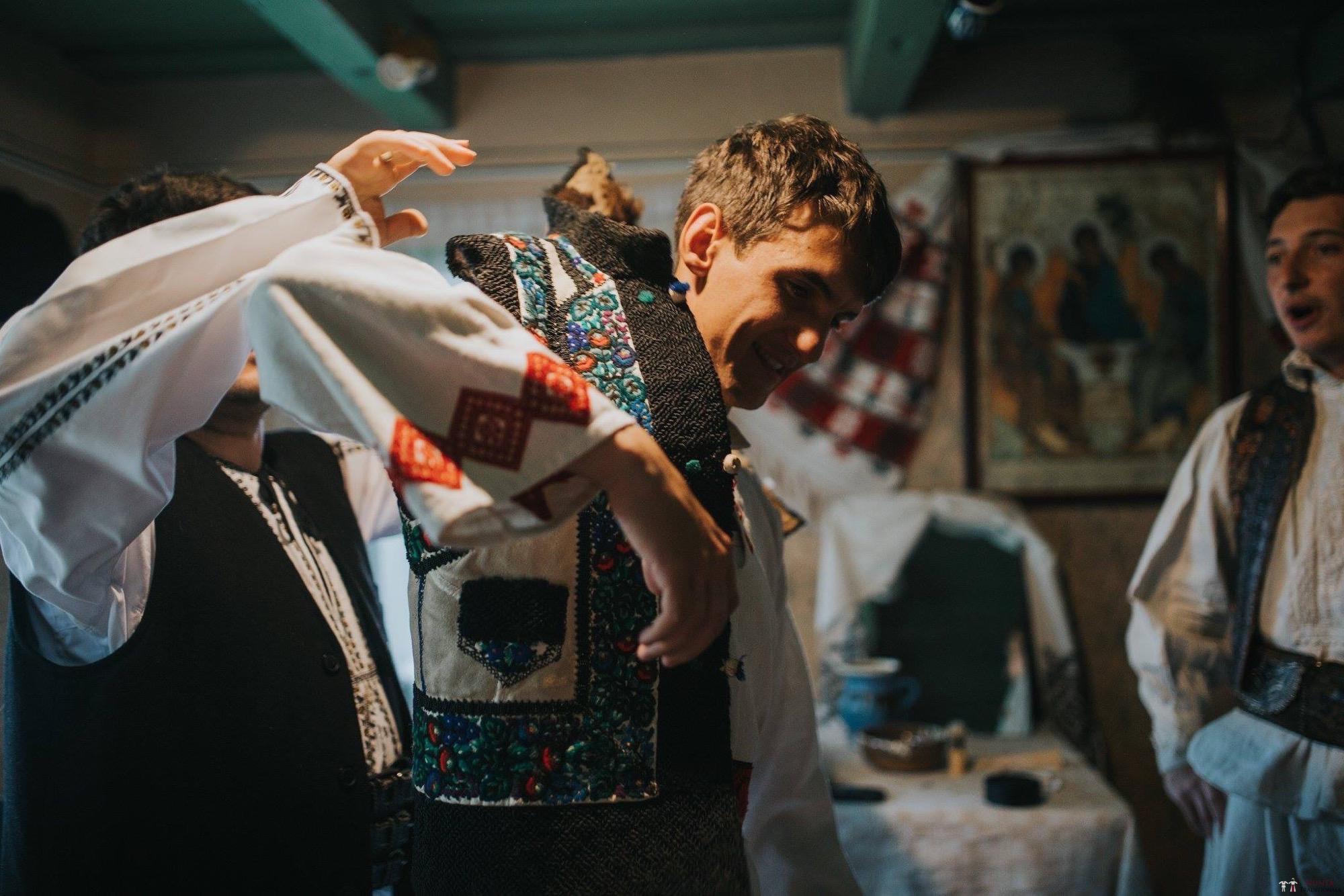 Povești Nunți Tradiționale - Andreea și Sergiu. Nuntă tradițională în Alba-Iulia 48